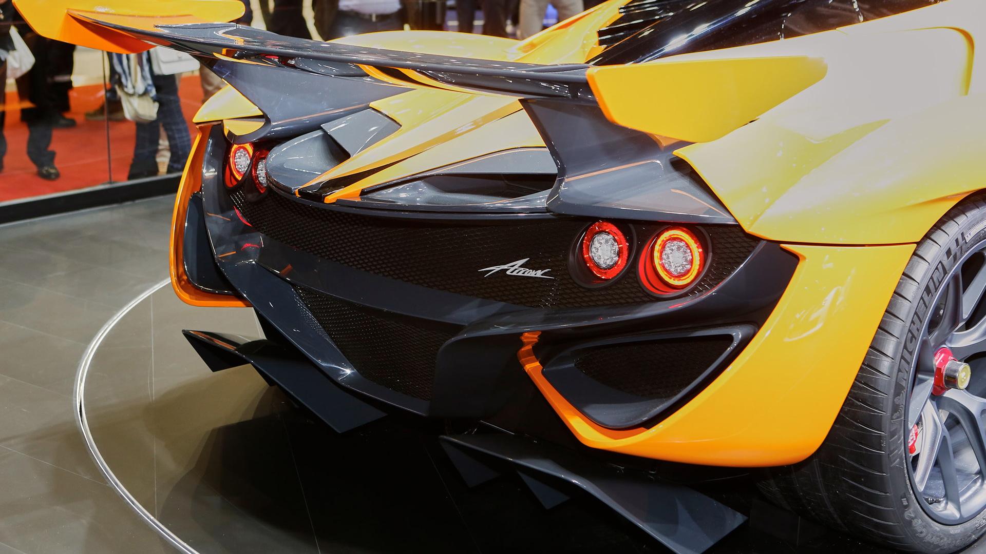Apollo Arrow, 2016 Geneva Motor Show