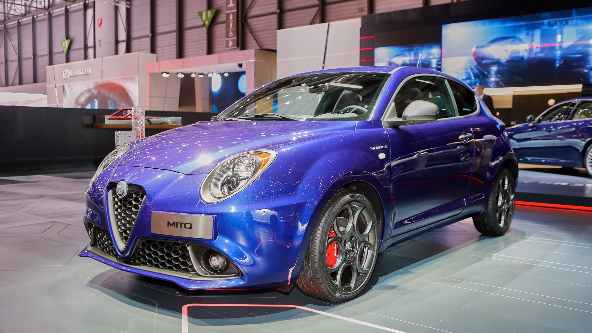 Alfa Romeo Mito >> 2017 Alfa Romeo Mito Debuts With Minor Updates