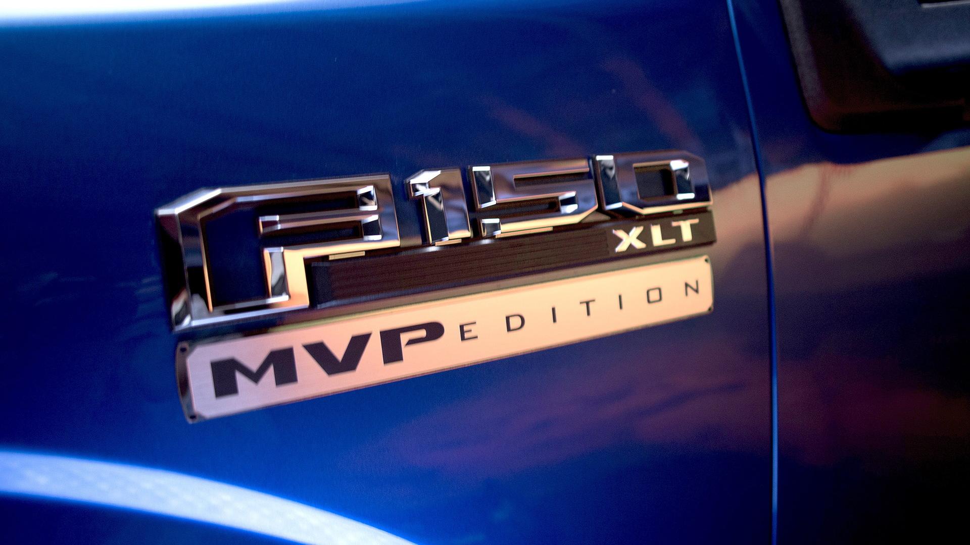 2016 Ford F-150 MVP