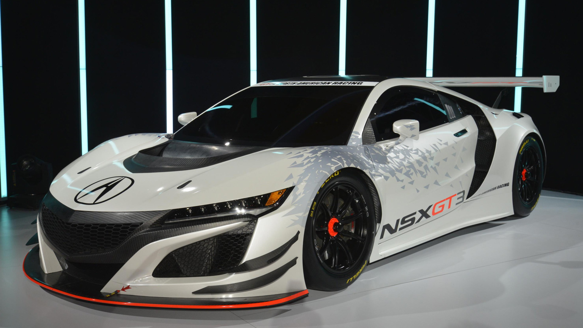 2017 Acura Nsx Gt3 Race Car 2016 New York Auto Show