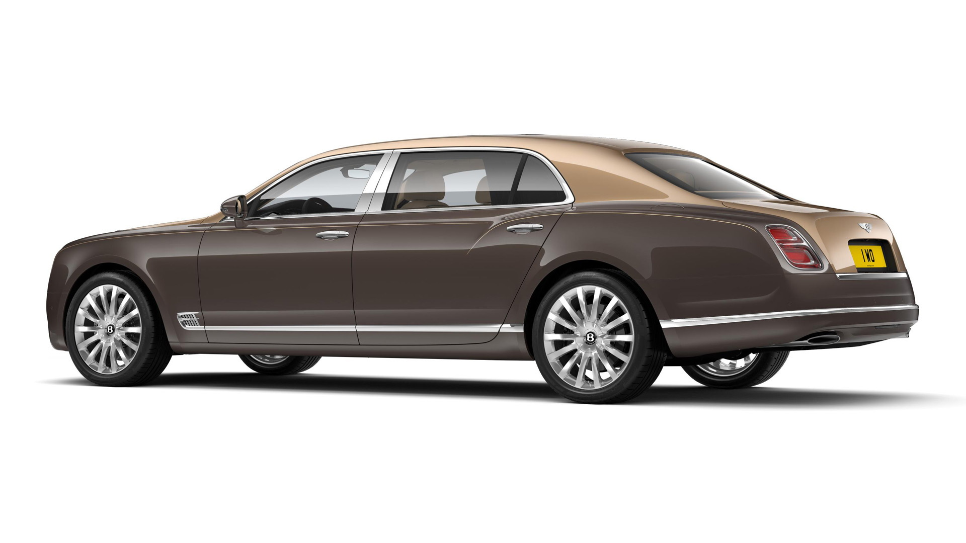 2017 Bentley Mulsanne Extended Wheelbase First Edition