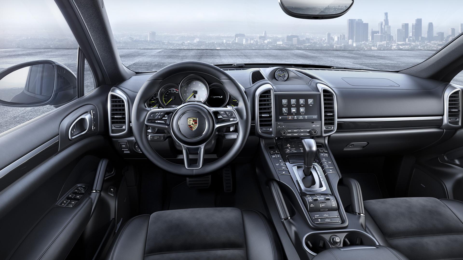 2017 Porsche Cayenne S E Hybrid Platinum Edition