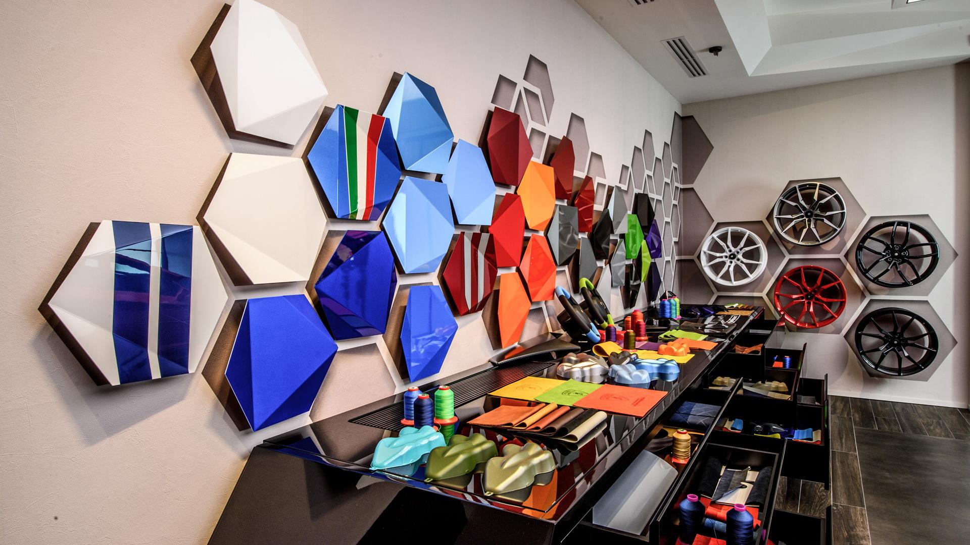 Lamborghini Ad Personam Studio in Sant'Agata Bolognese, Italy