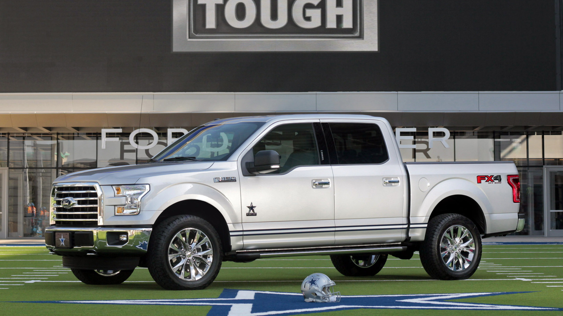 Ford Rolls Out F 150 Dallas Cowboys Edition