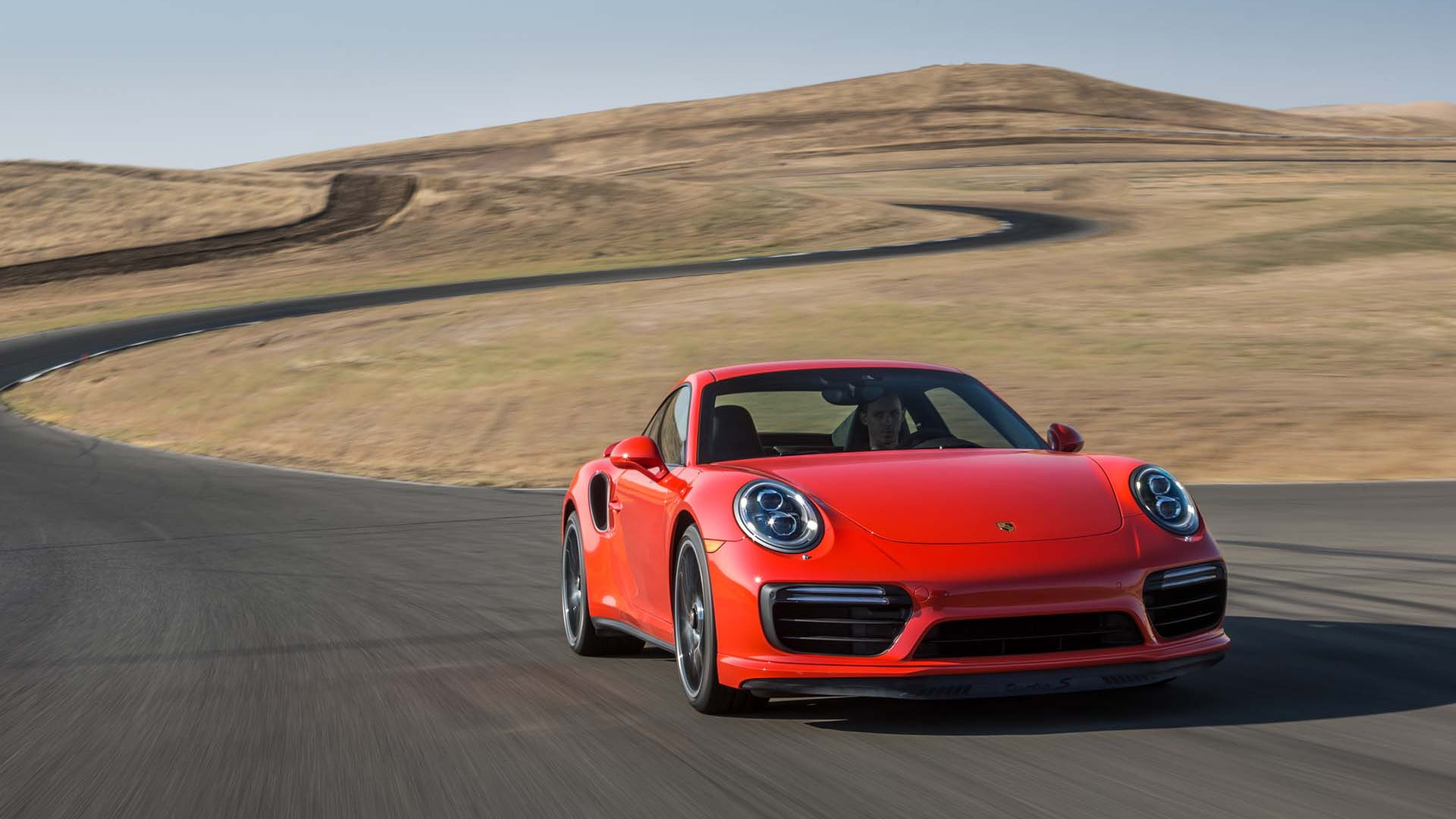 2017 Porsche 911 Turbo First Drive