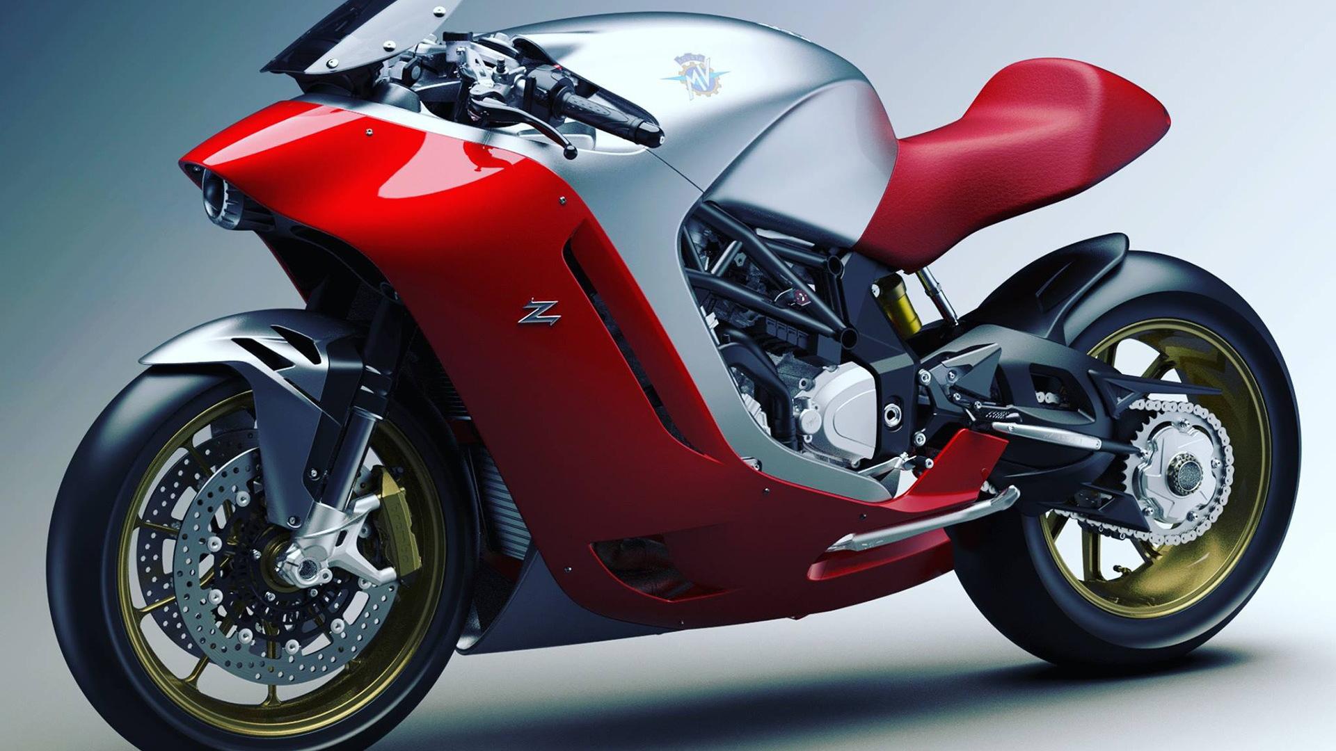 MV Agusta F4Z concept