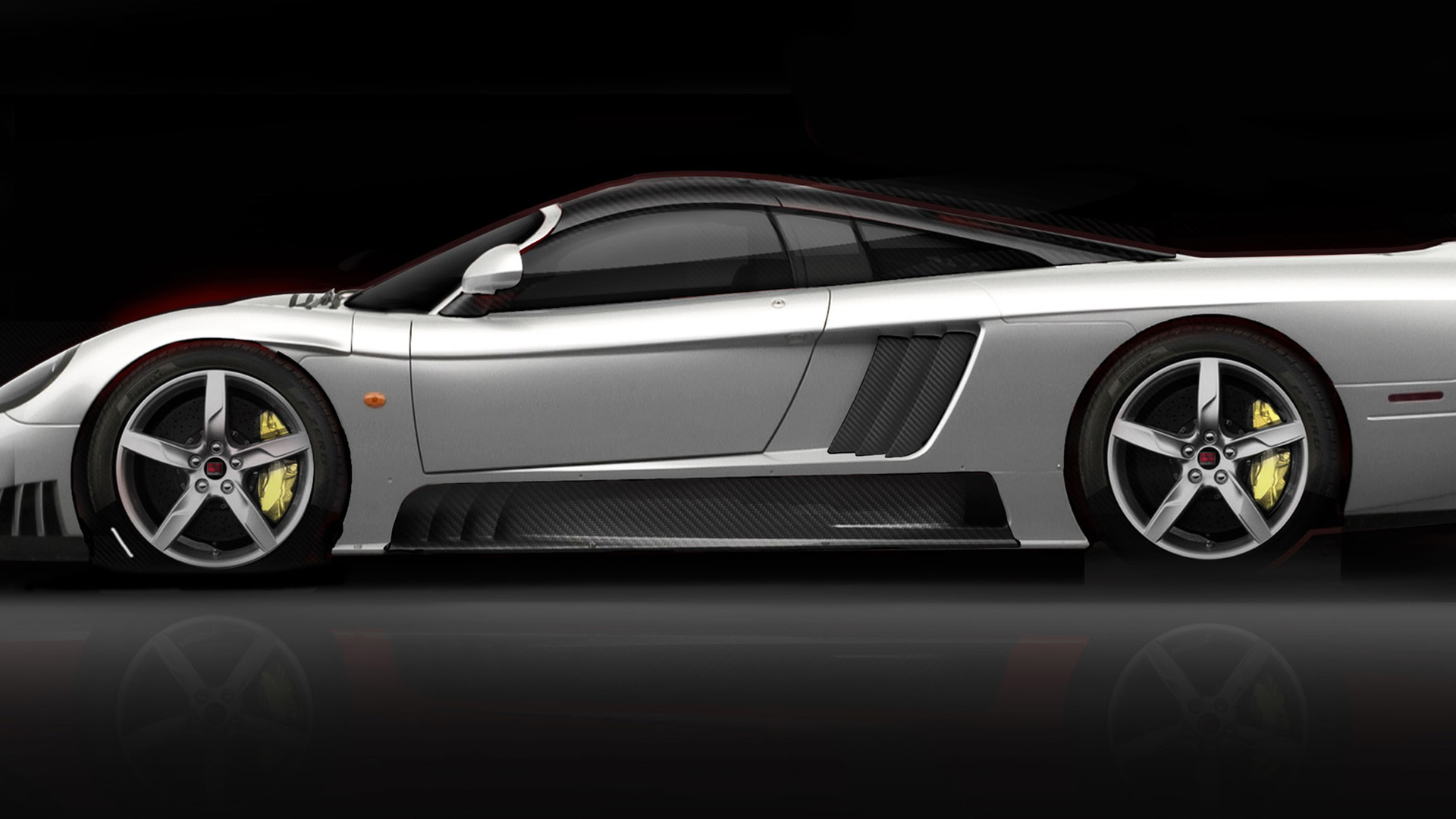 Saleen S7 For Sale >> Saleen S7 LM revealed with 1,300 horsepower, $1M price tag