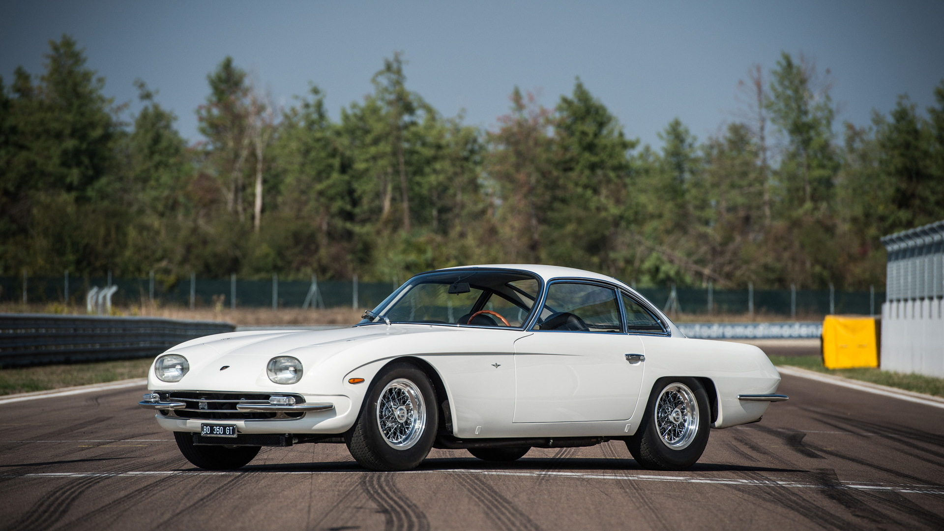 1964 Lamborghini 350 GT