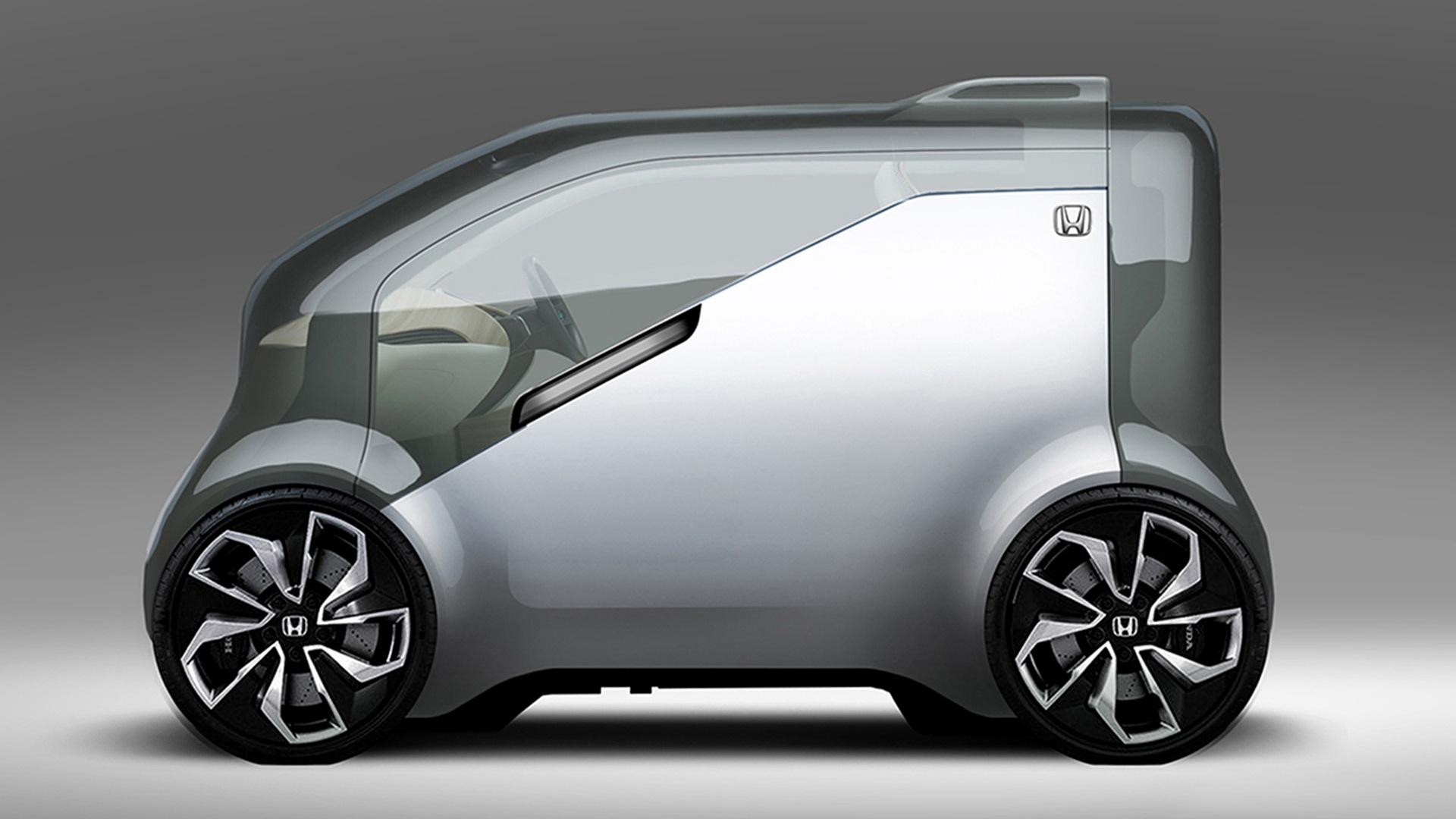 Honda NeuV concept, 2017 Consumer Electronics Show
