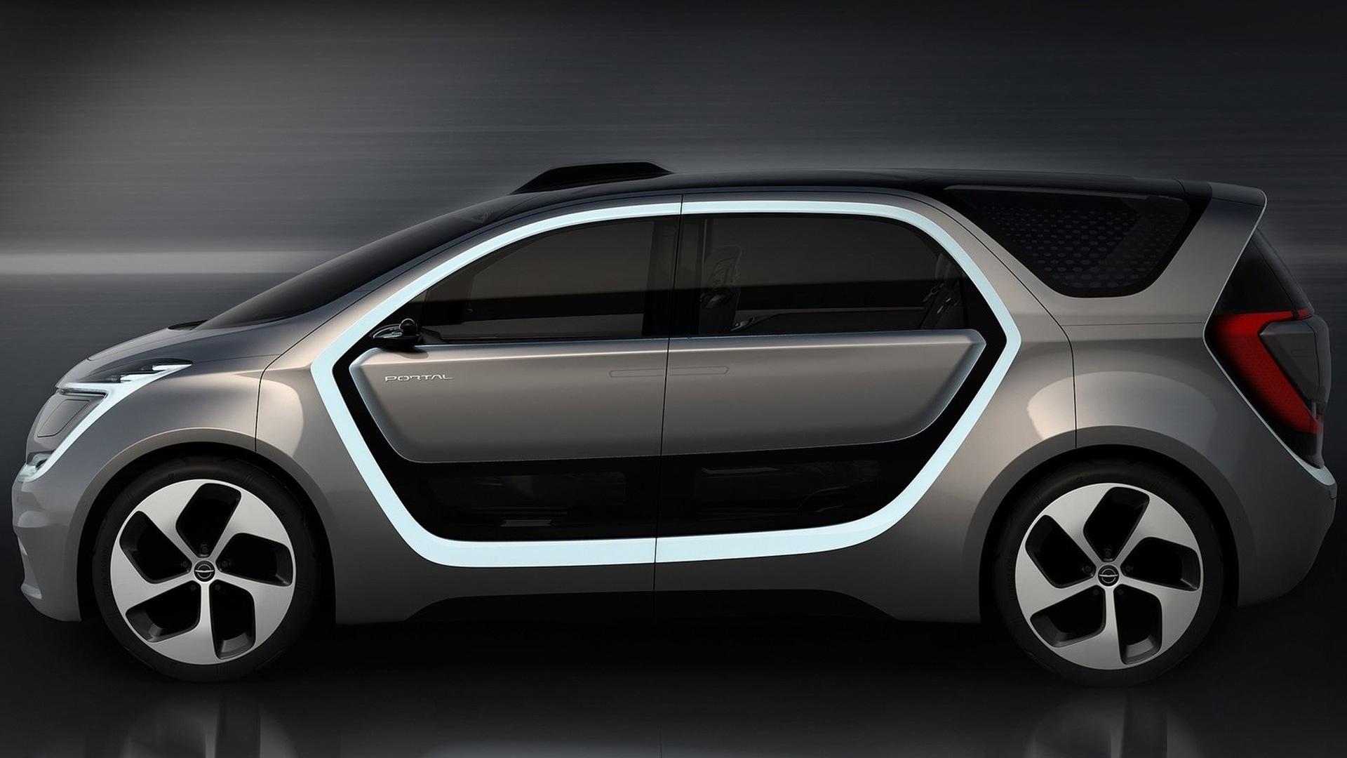 Chrysler Portal concept, 2017 Consumer Electronics Show