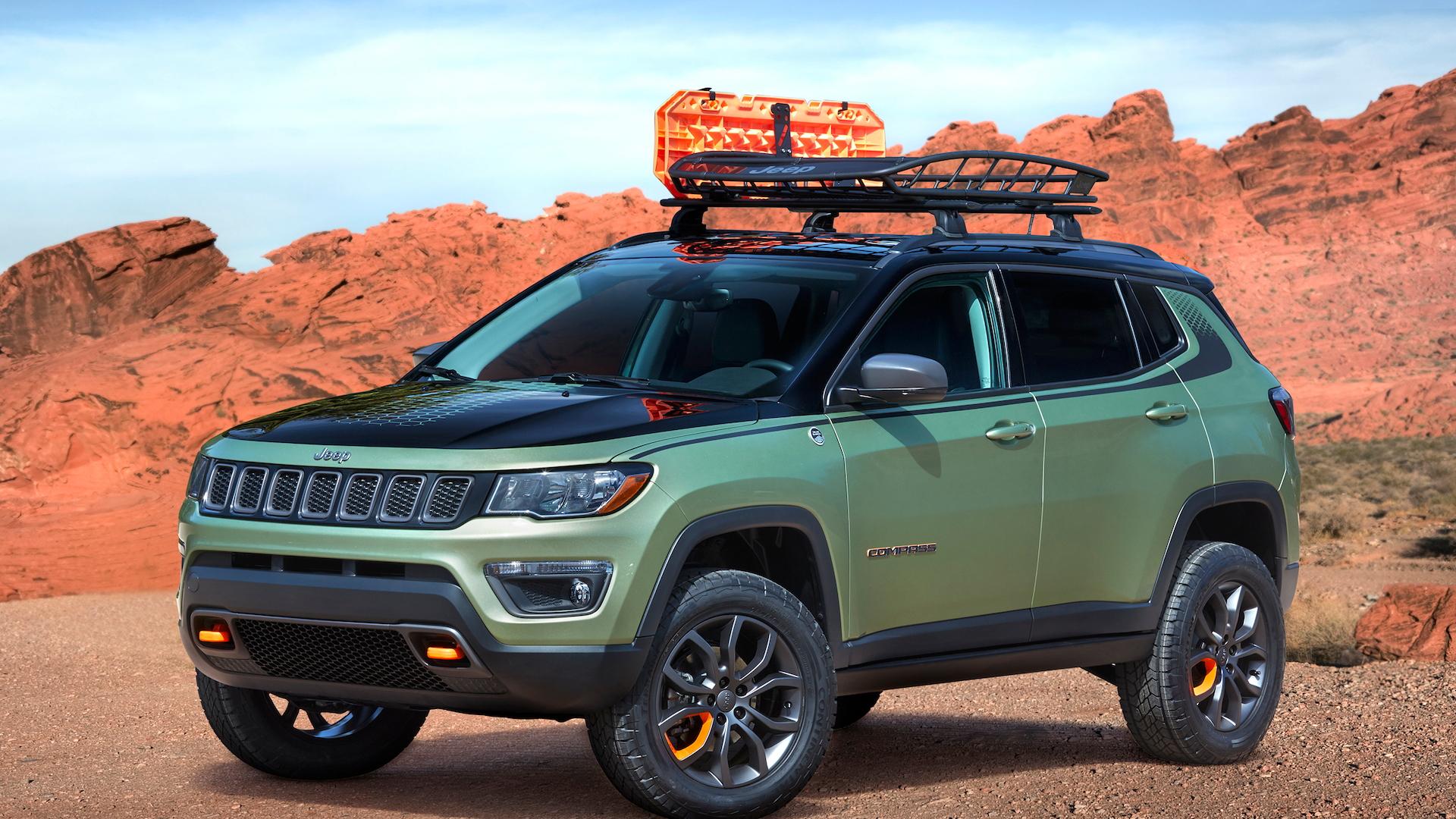 Jeep Trailpass for Moab Easter Jeep Safari, 2017