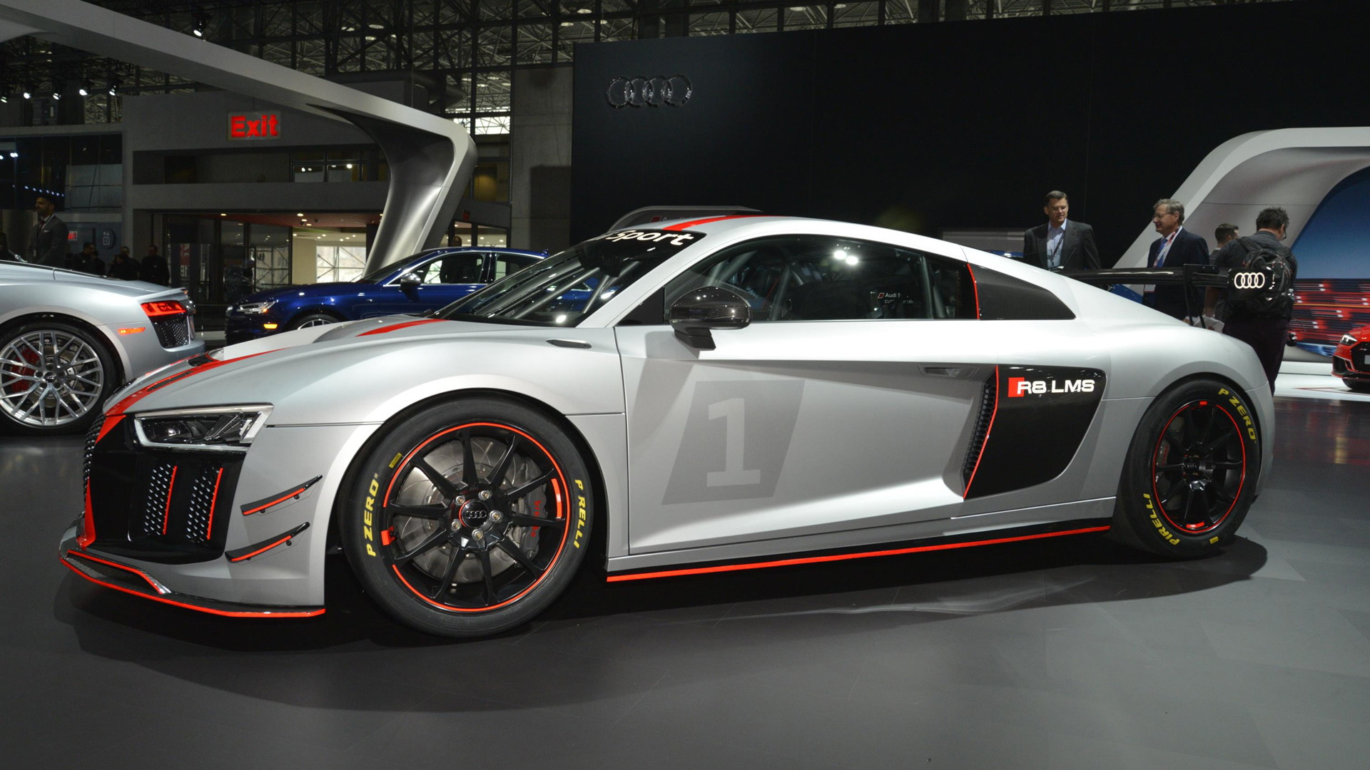 Audi Adds A Second R8 Race Car The R8 Lms Gt4