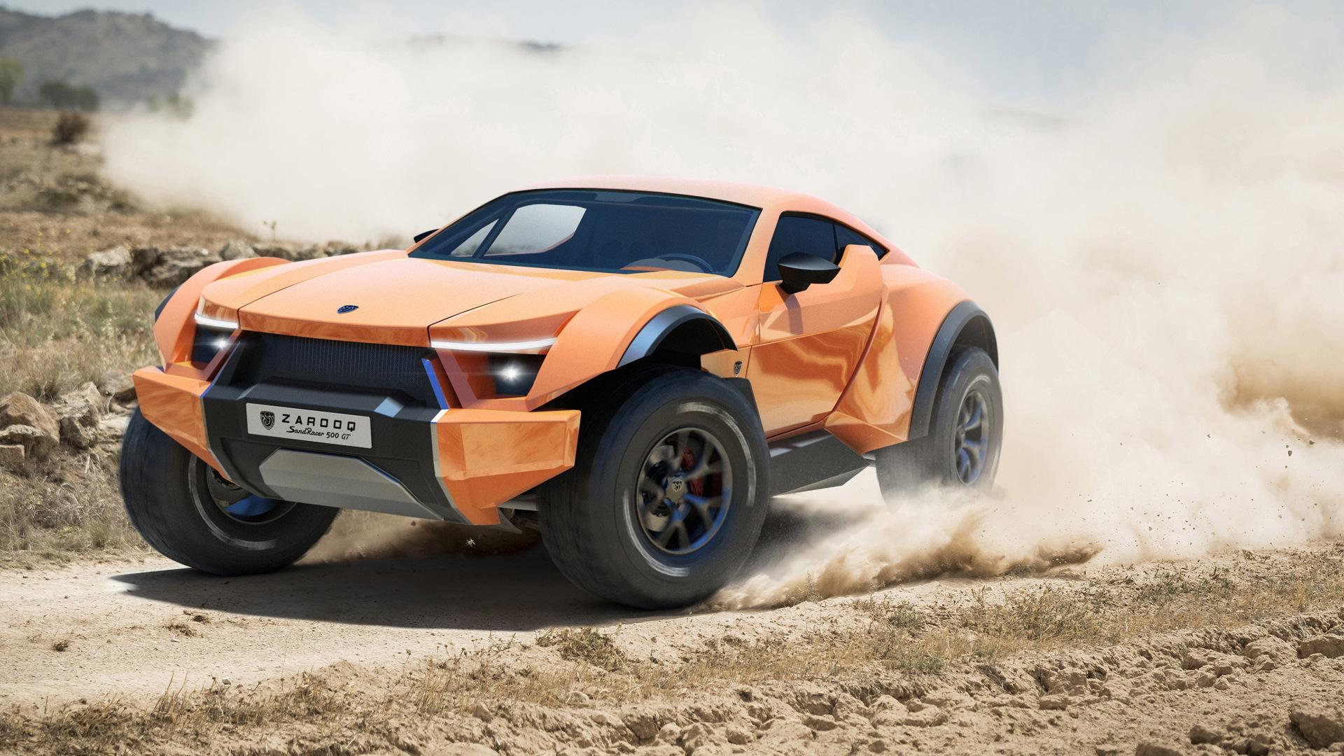 Zarooq SandRacer 500 GT