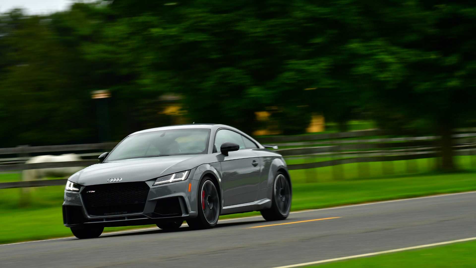 2018 Audi TT RS first drive review: overcoming imbalance