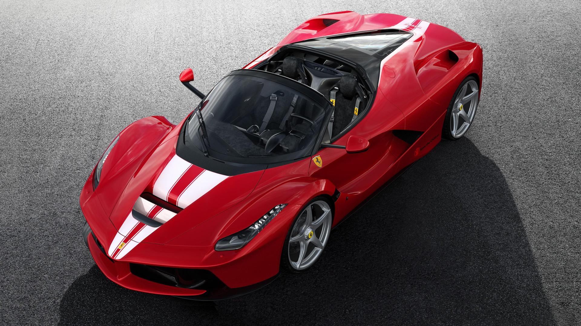 Ferrari LaFerrari Aperta #210