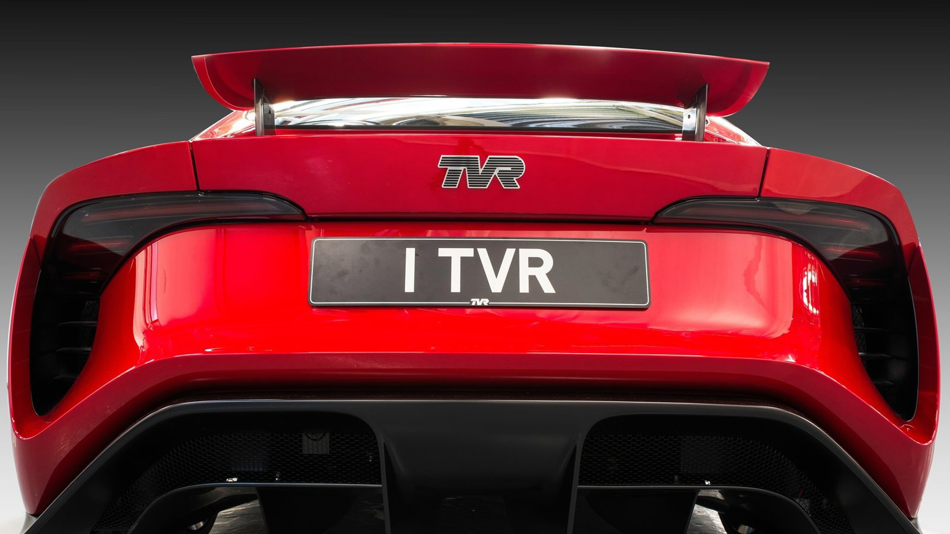 TVR Griffith prototype, 2017 Goodwood Revival