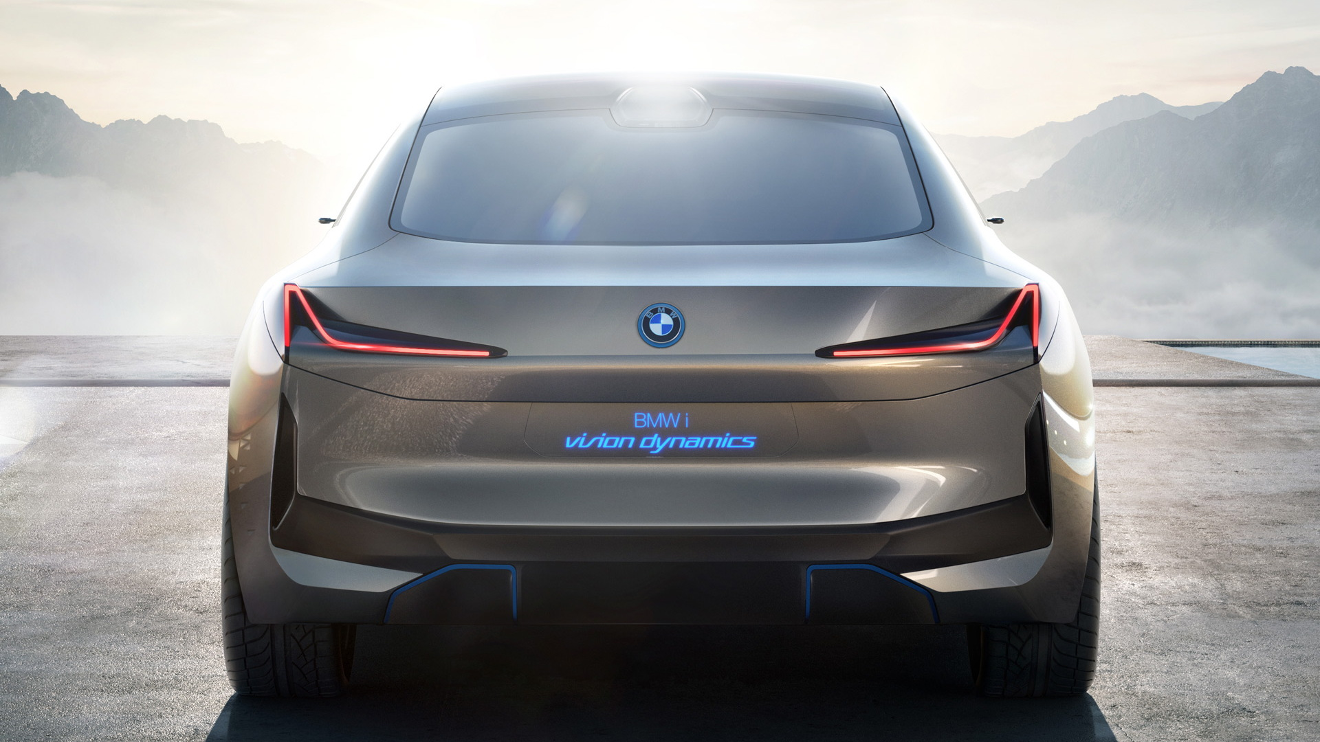 bmw i4 confirmed as production version of i vision dynamics concept
