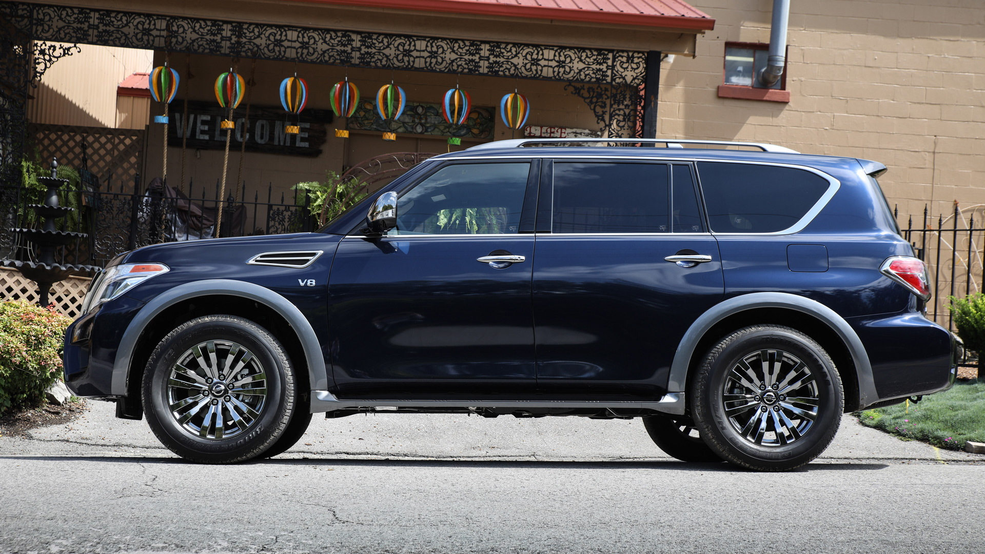 2018 Nissan Armada goes lux with Platinum Reserve trim