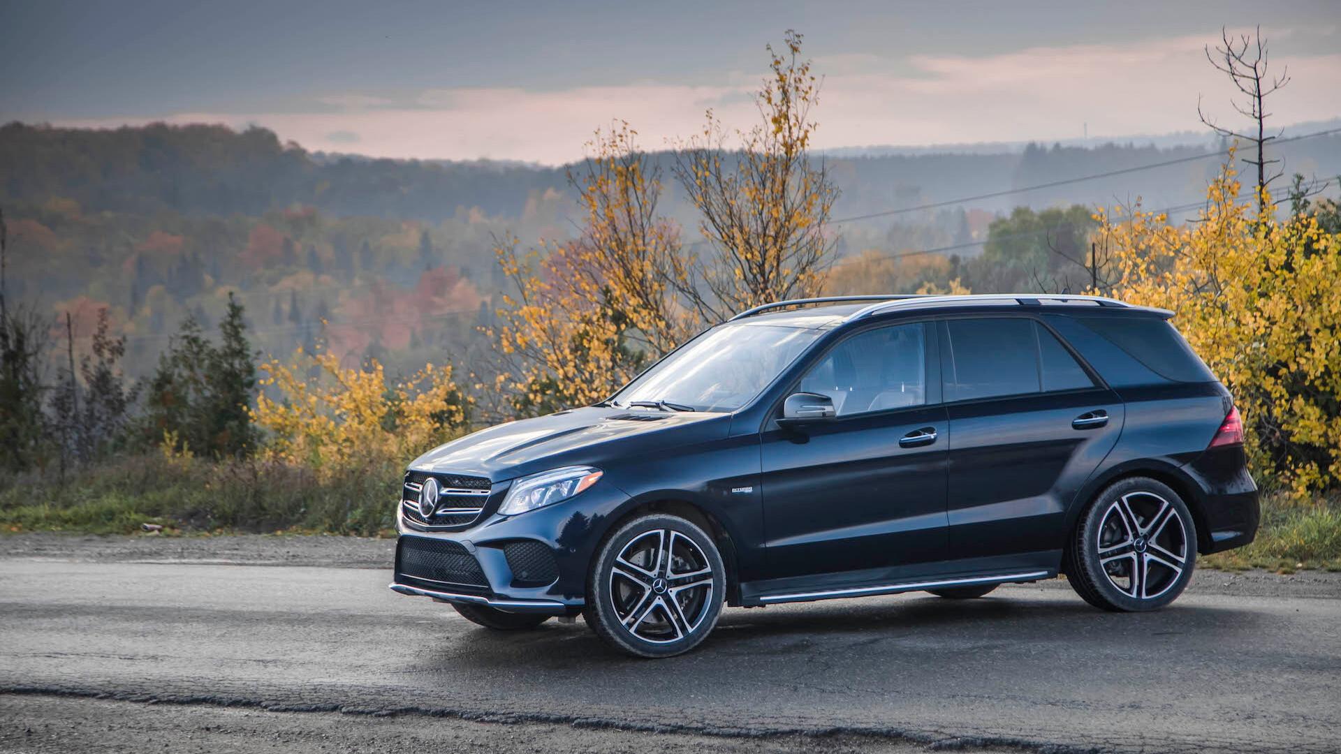 2018 Mercedes-Benz GLE-Class (Mercedes-AMG GLE43 SUV)
