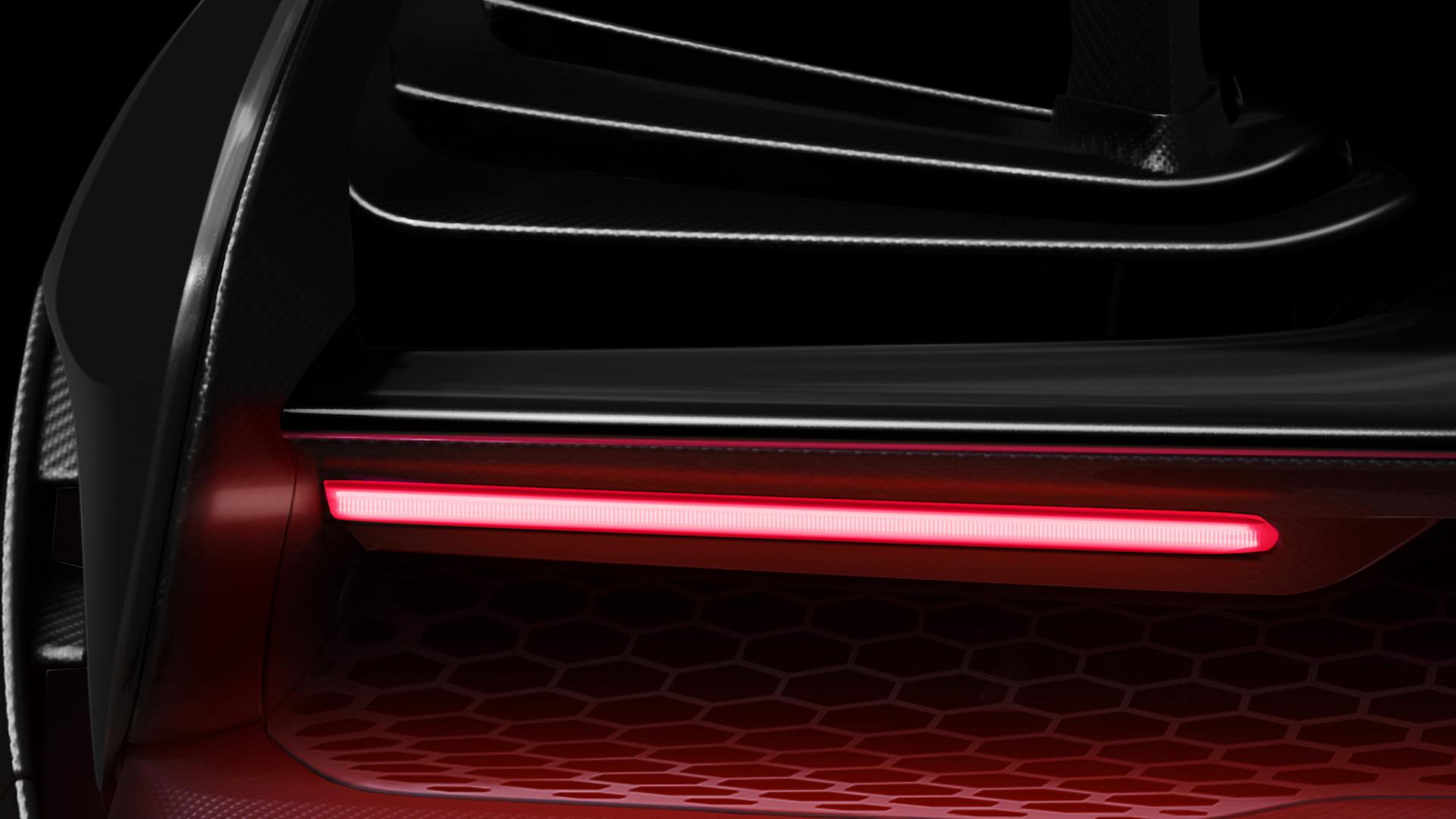 McLaren P15 Ultimate Series teaser image