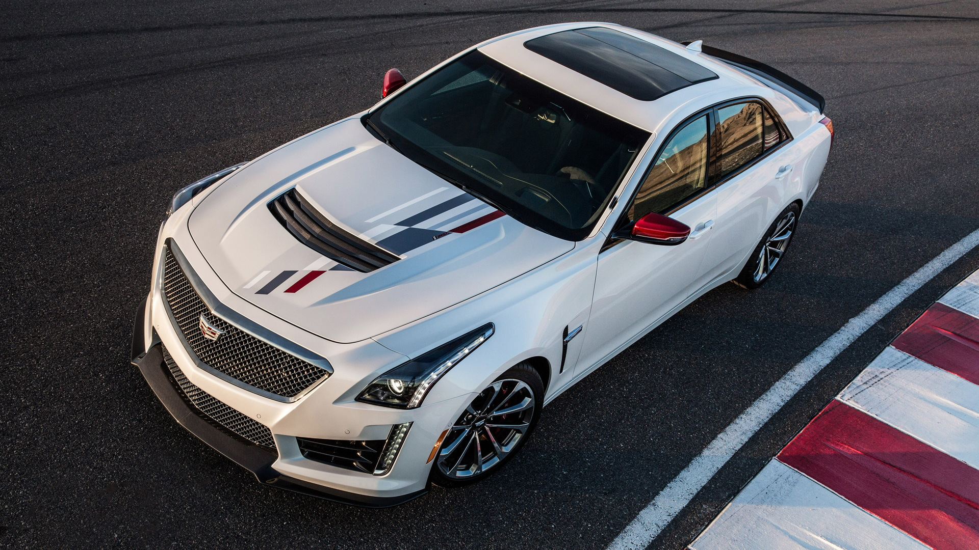 Car spy shots news reviews and insights motor authority - Cadillac cts v glacier metallic edition ...