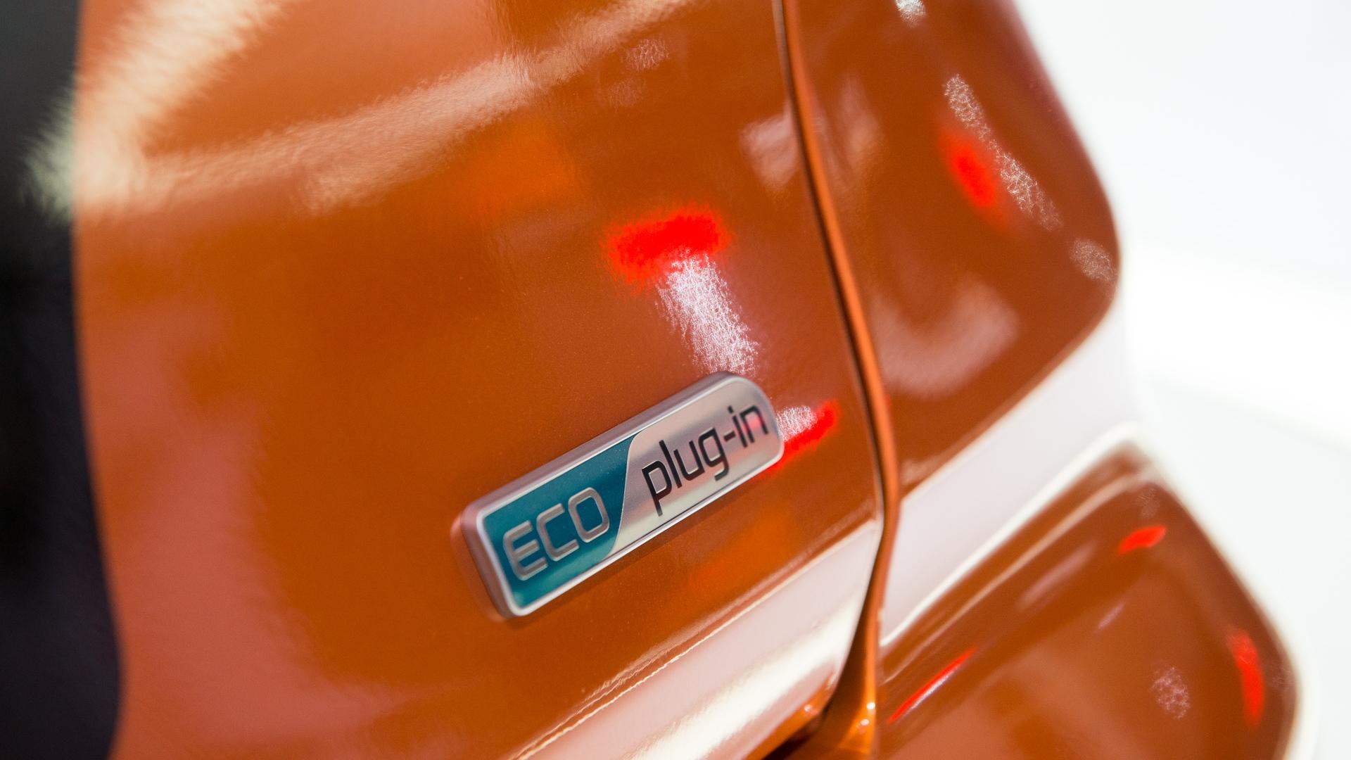2018 Kia Niro Plug-In, 2017 Los Angeles Auto Show