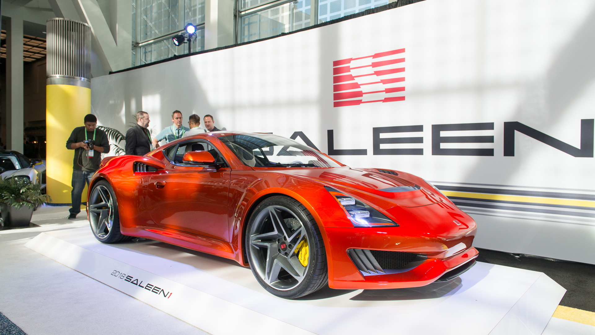 Saleen S1, 2017 Los Angeles Auto Show
