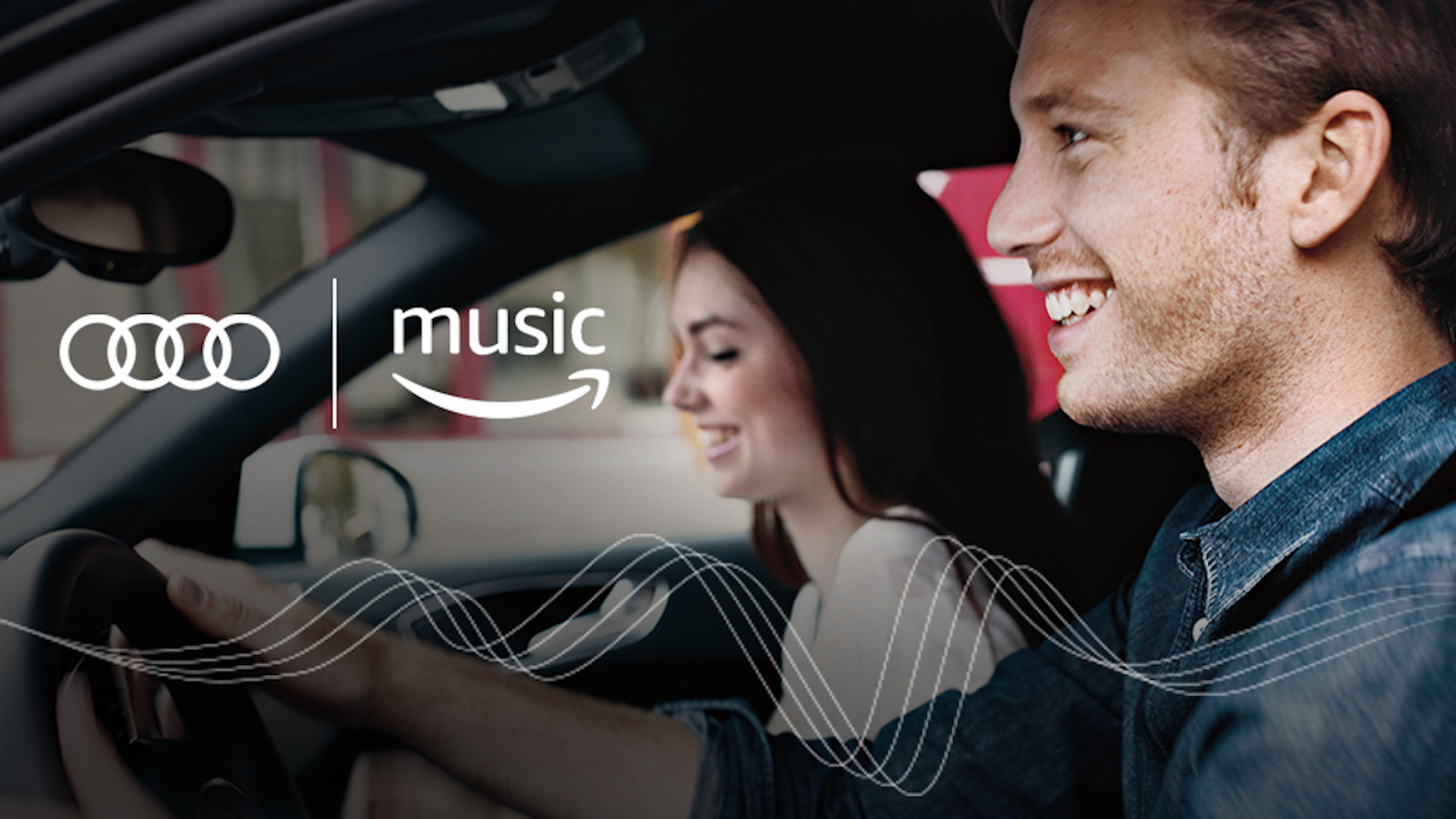 Amazon Music services now integrated with Audi
