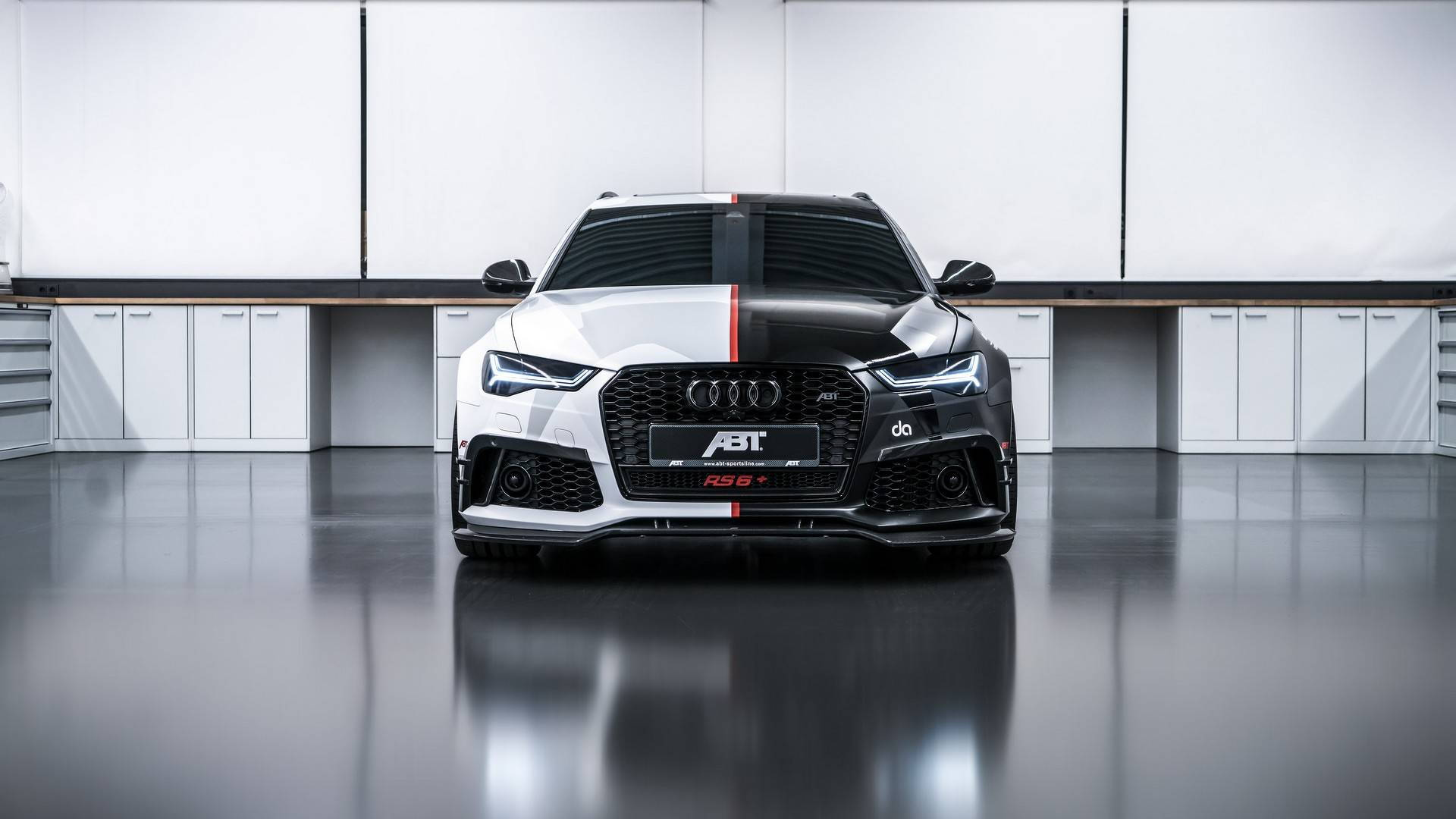 Jon Olsson's Project Phoenix Audi RS6+ Abt Avant