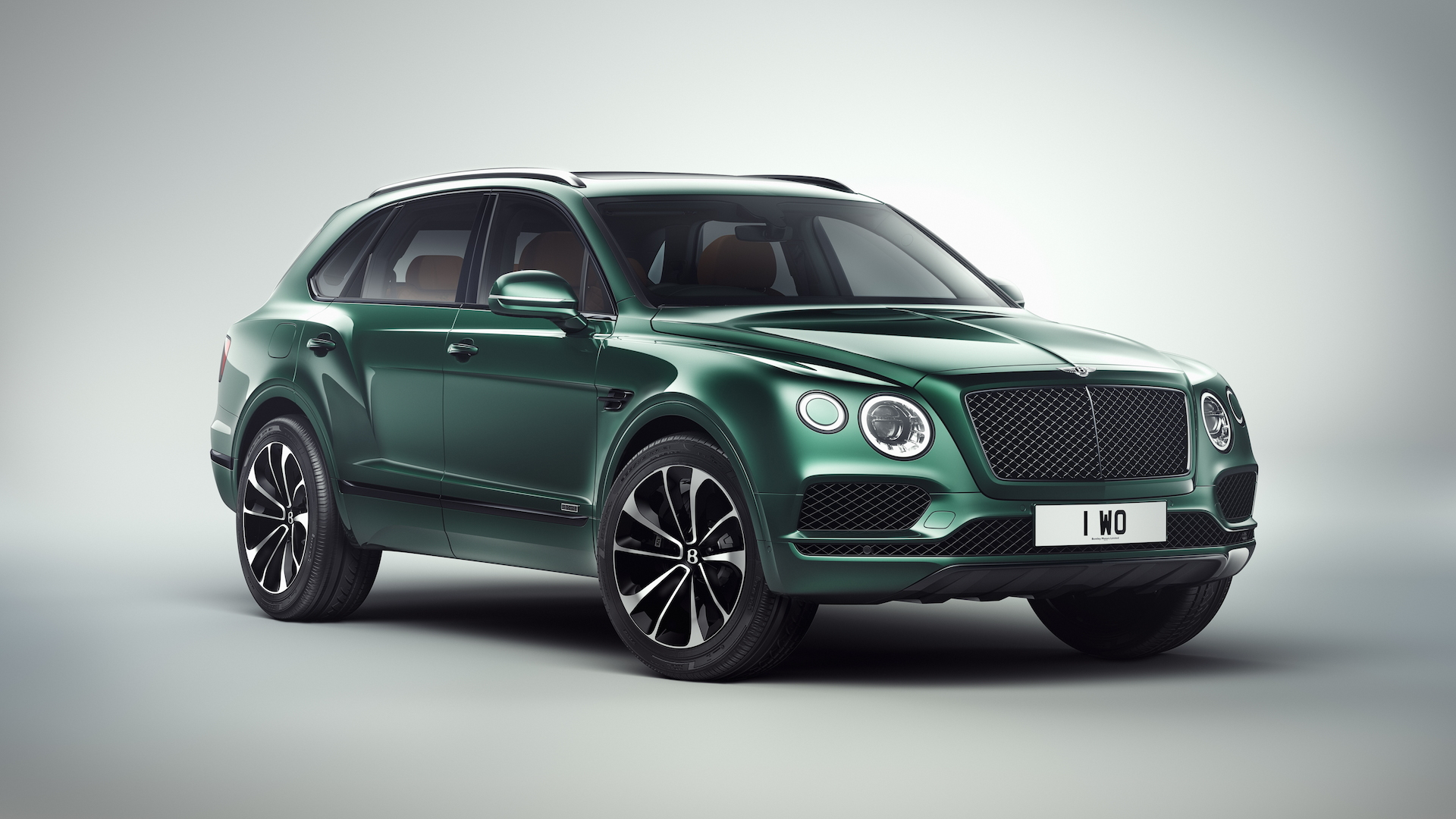 Bentley Bentayga By Mulliner Channels British Royal Horse