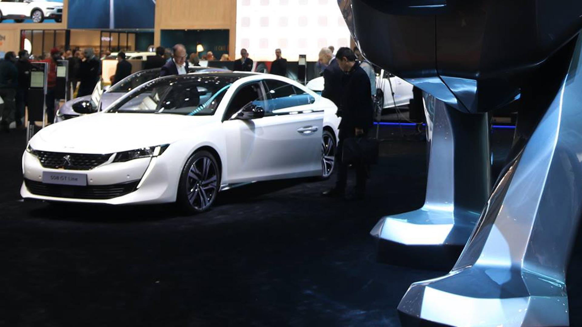 2018 Peugeot 508