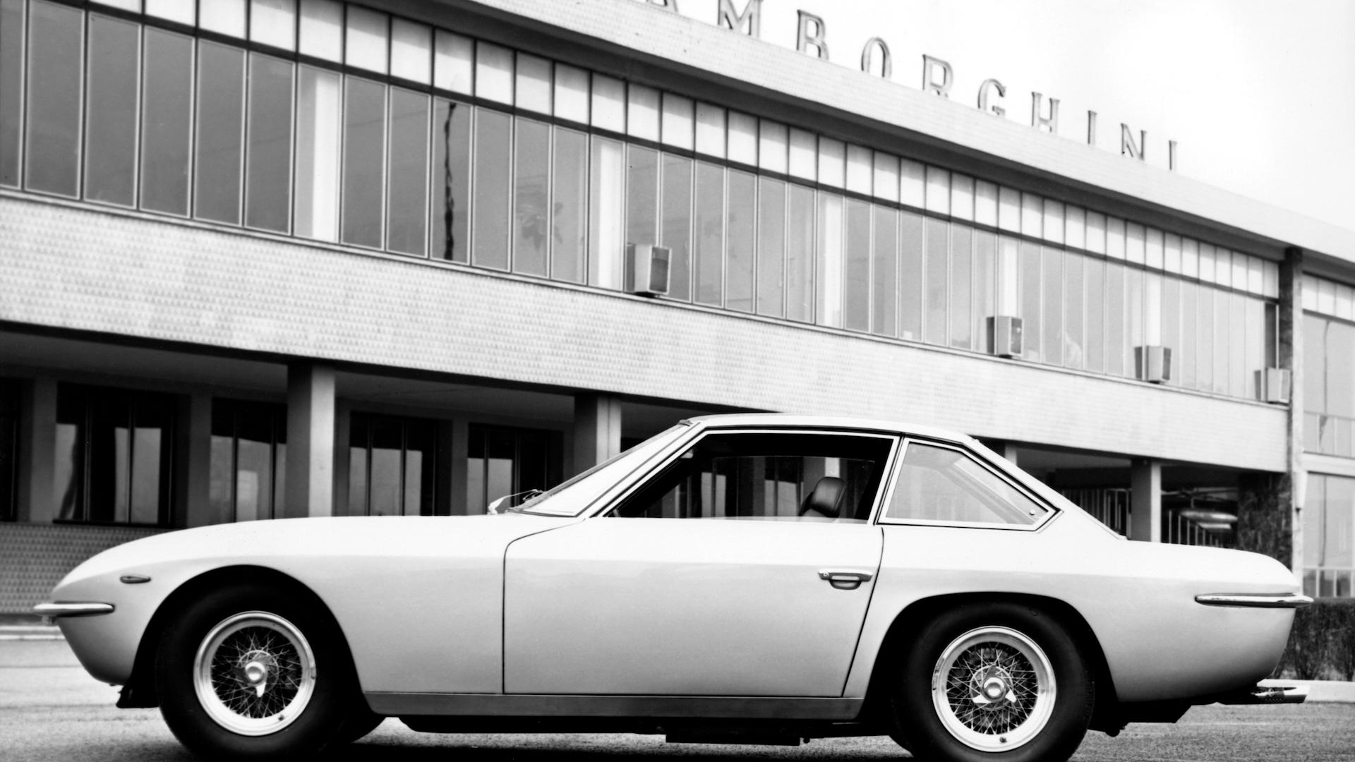 1969 Lamborghini Isero