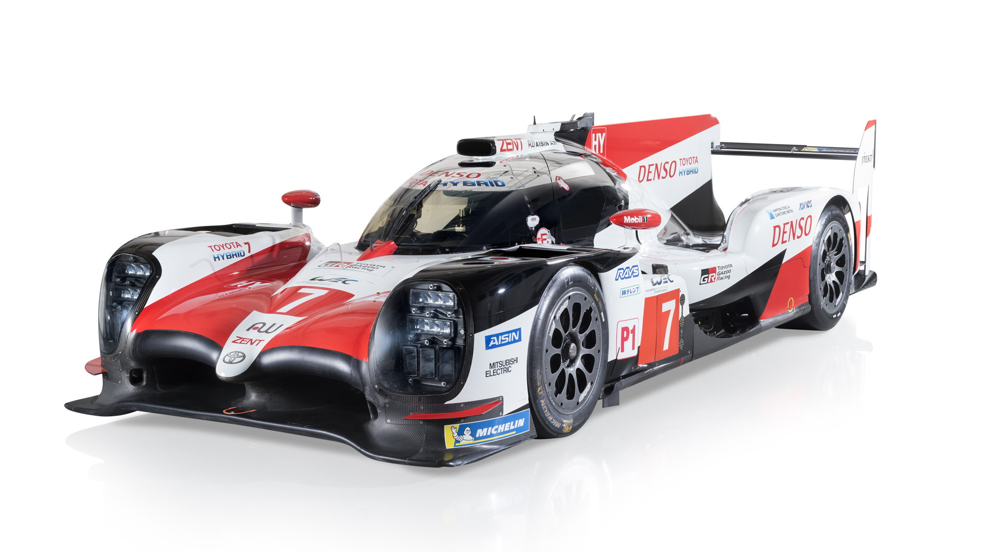 2018 2019 toyota ts050 hybrid lmp1 ready to take on le mans. Black Bedroom Furniture Sets. Home Design Ideas