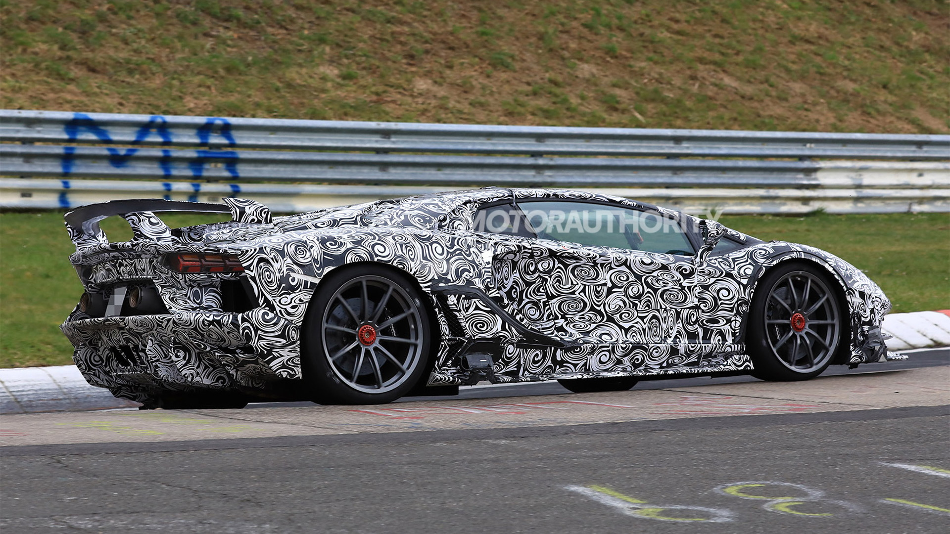 Will The Lamborghini Aventador Svj Break Porsche S