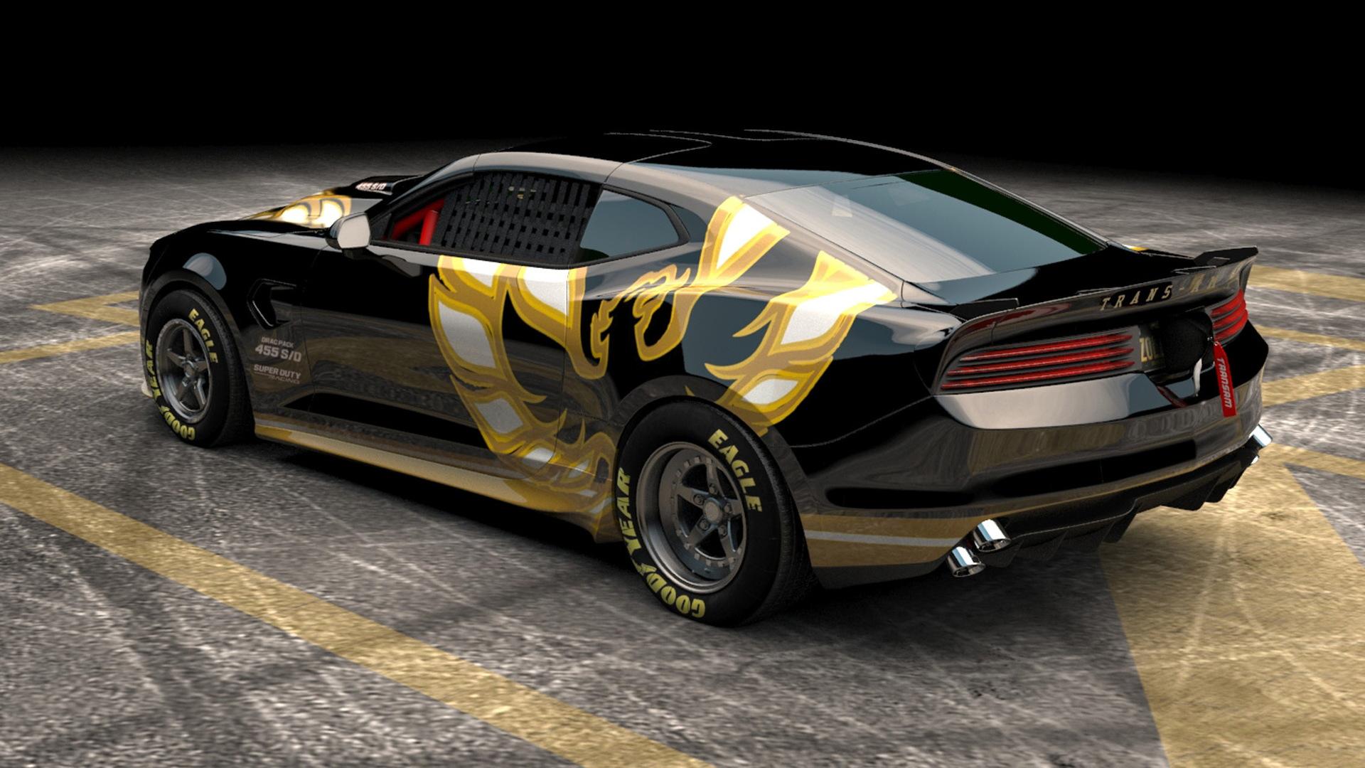 New Trans Am >> Trans Am Depot Makes 455 Super Duty Drag Car With 1 100 Horsepower