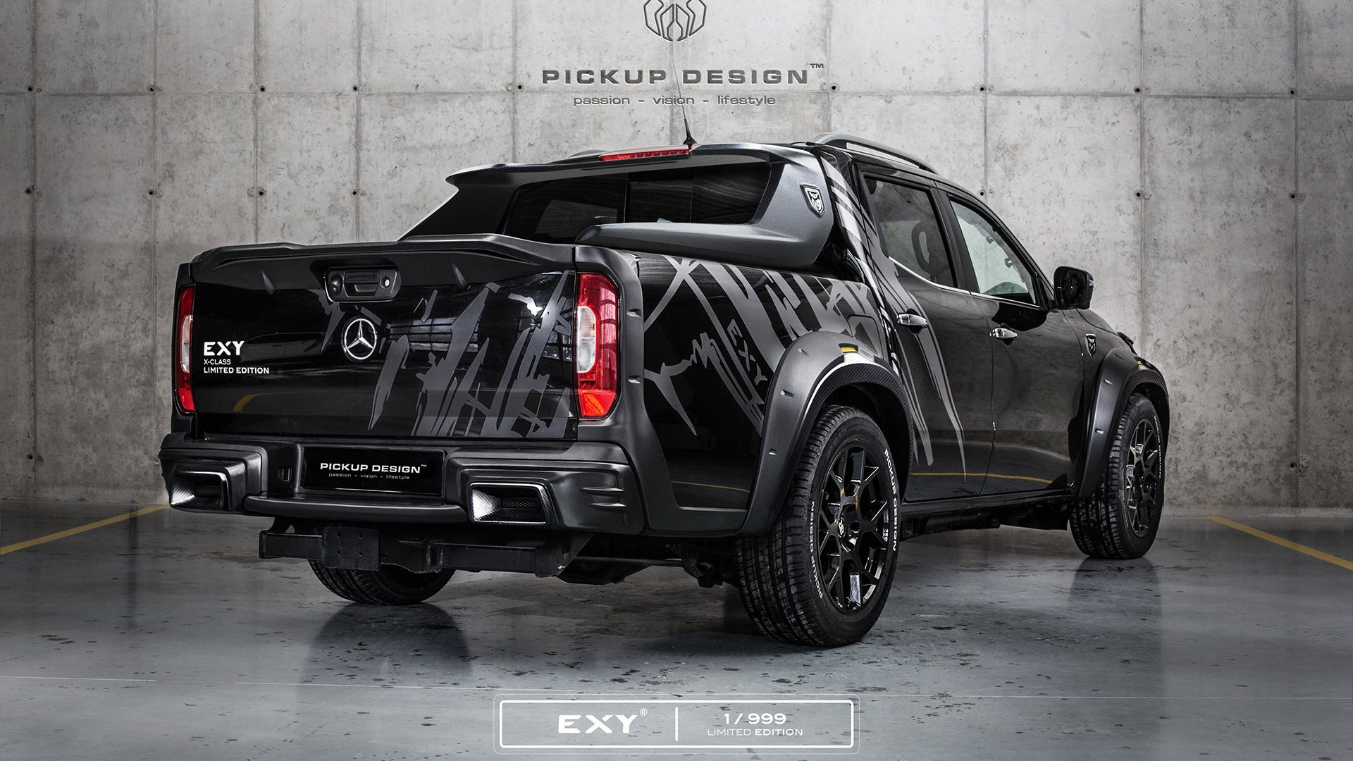 2018 Mercedes-Benz X-Class by Pickup Design