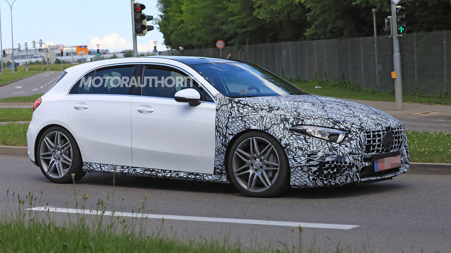 2020 Mercedes-AMG A45 horsepower figures possibly revealed via