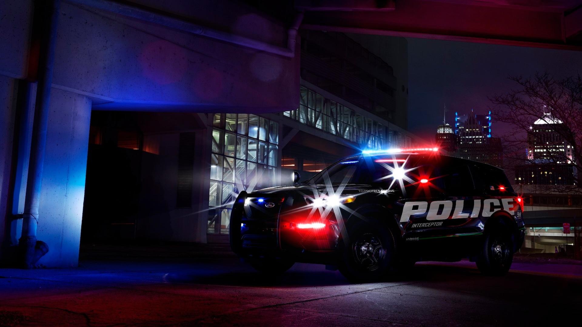 New Ford Police Interceptor