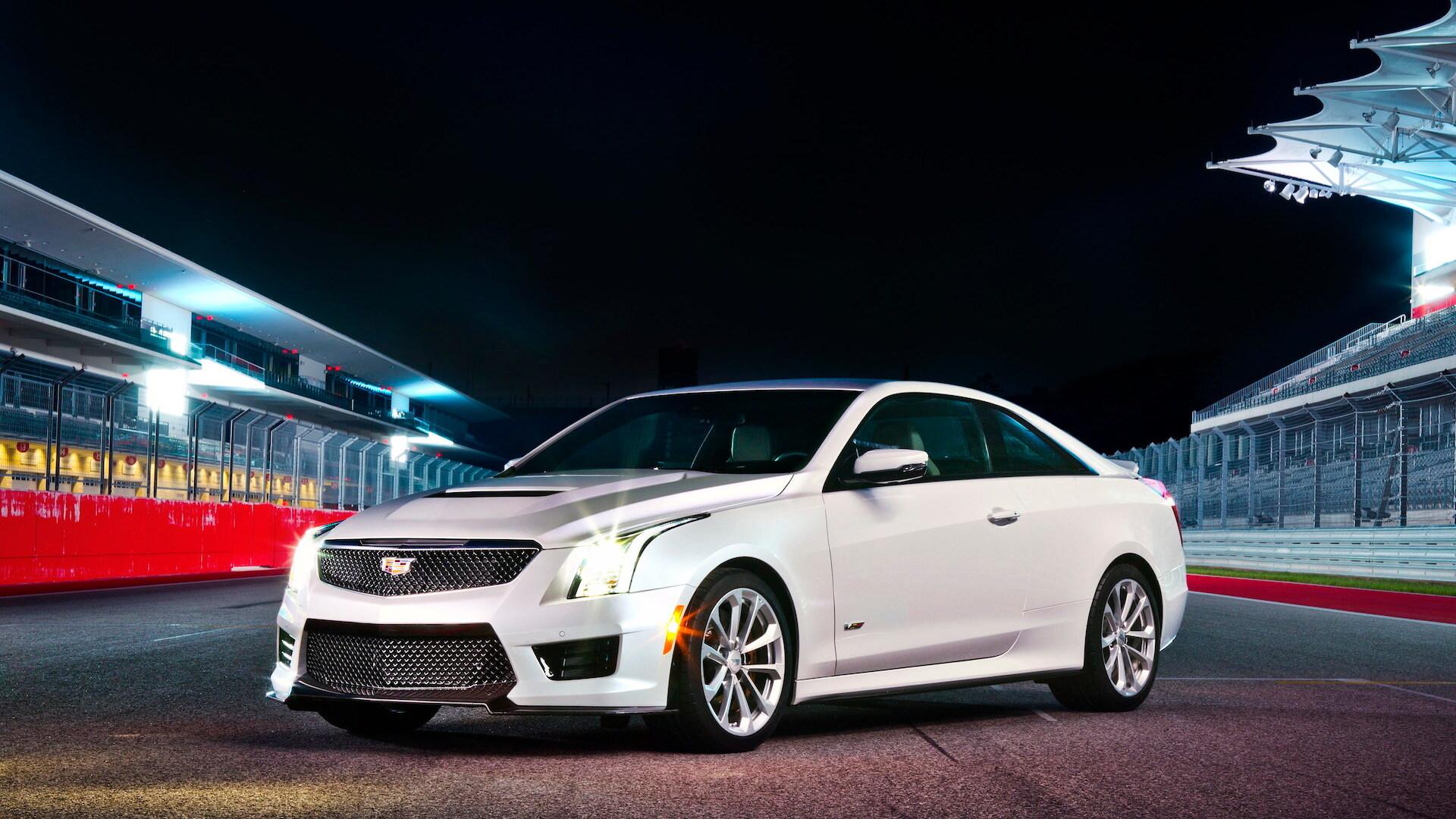 2019 Cadillac ATS-V