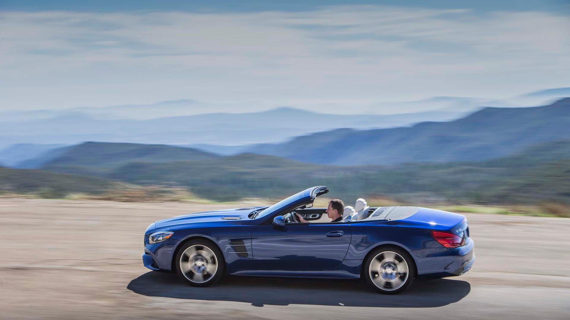 2019 Mercedes-Benz SL Class