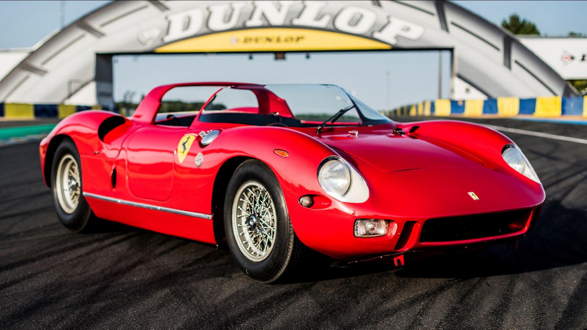 1963 Ferrari 275 P chassis No. 0816 - Image via RM Sotheby's