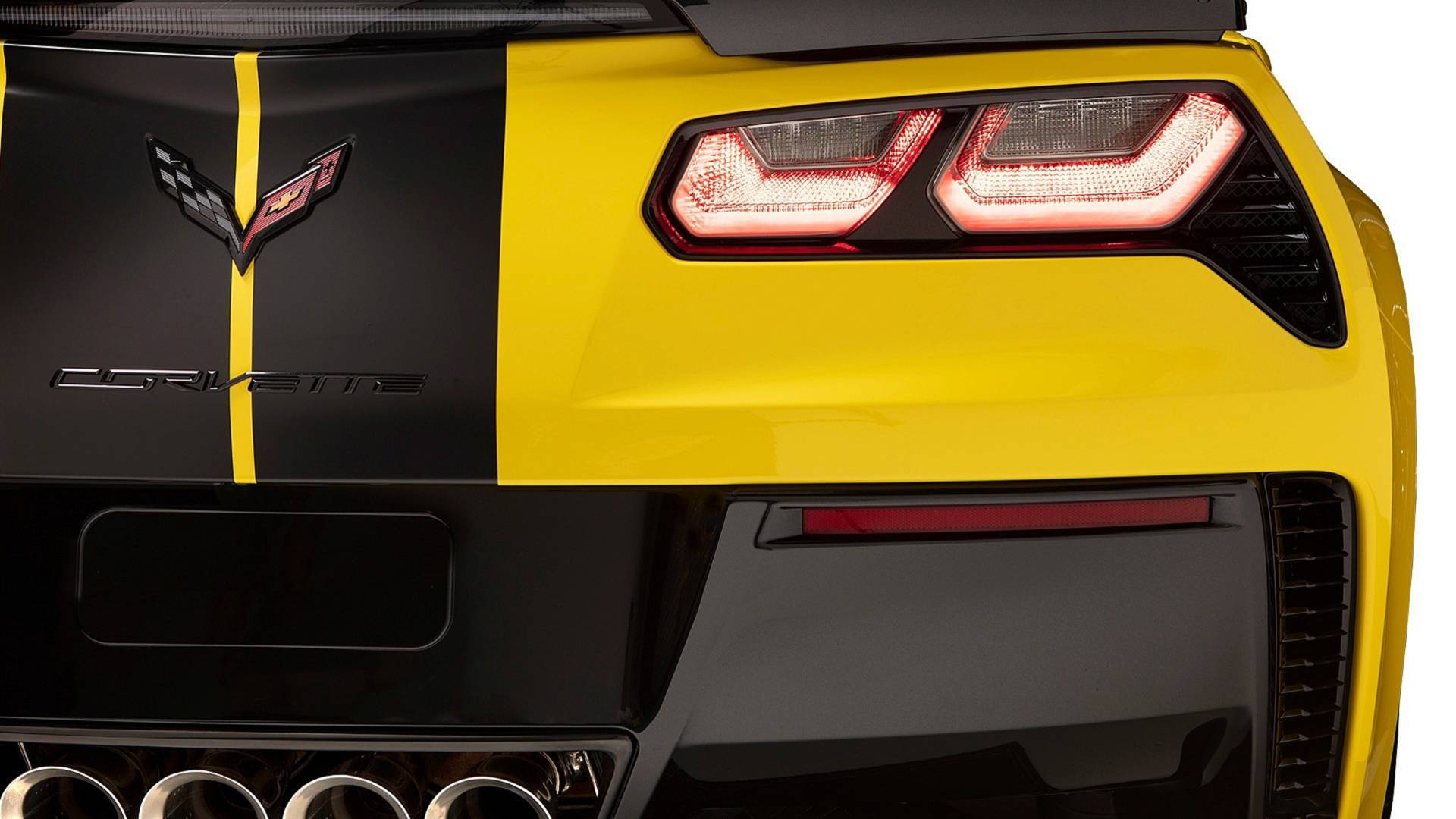 2018 Hertz 100th Anniversary Edition Chevrolet Corvette Z06