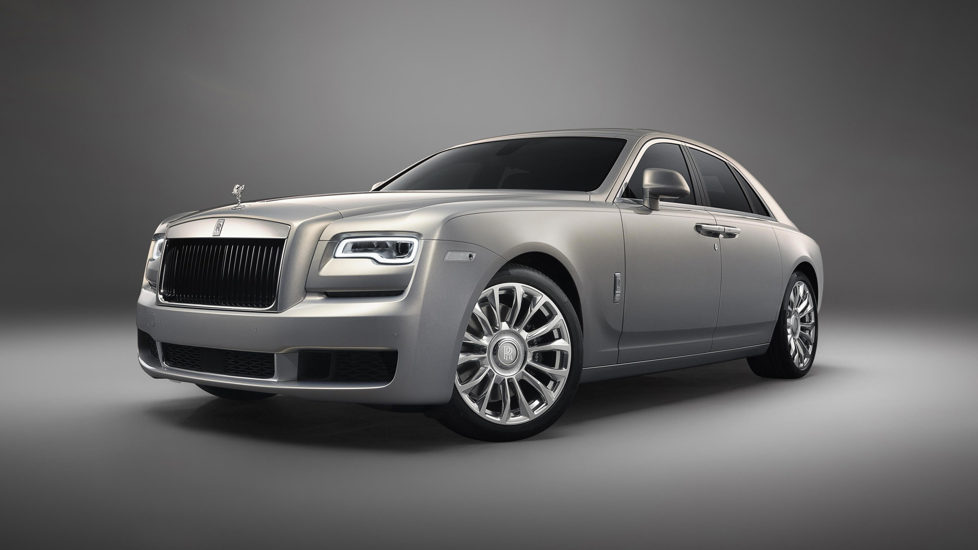 2019 Rolls-Royce Silver Ghost Collection