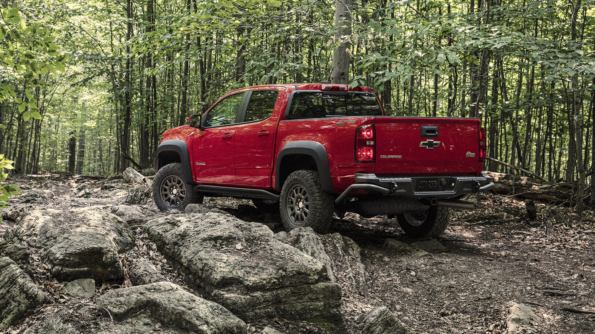 Chevrolet Colorado Zr2 Bison To Start At 48 045