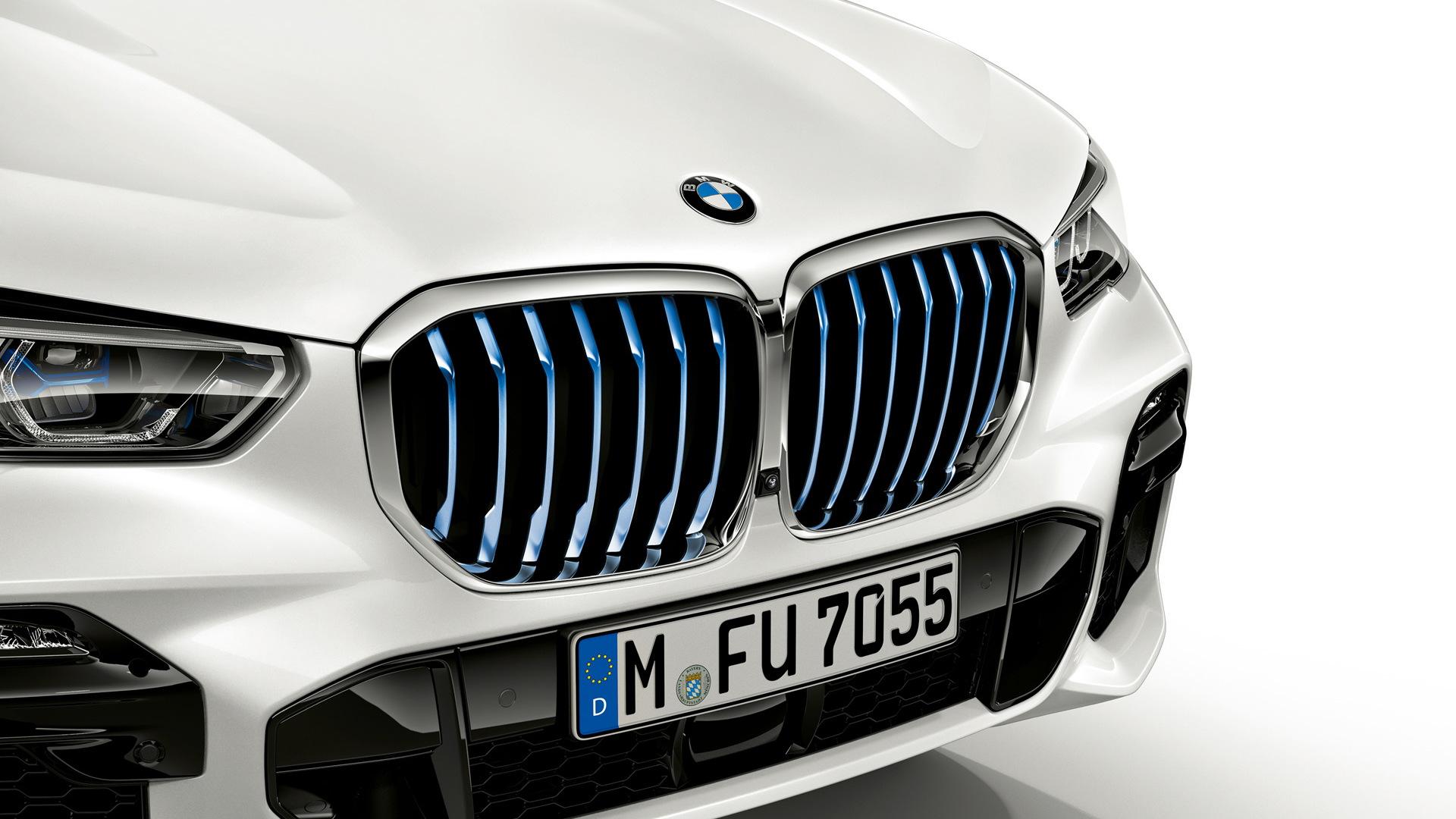 2021 BMW X5 xDrive45e iPerformance