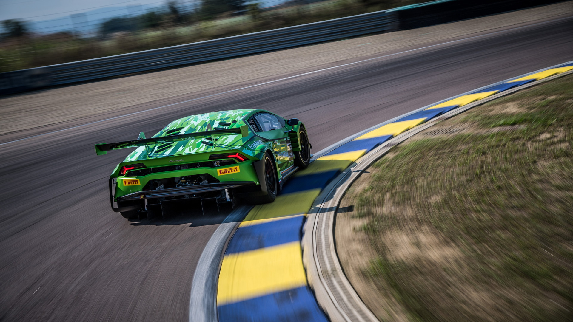 2019 Lamborghini  Huracán GT3 Evo