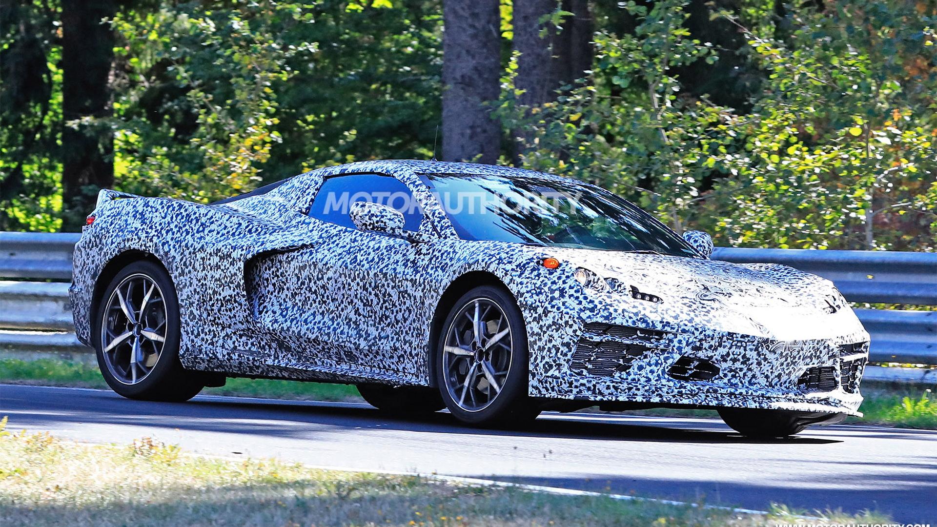 2020 corvette - photo #16