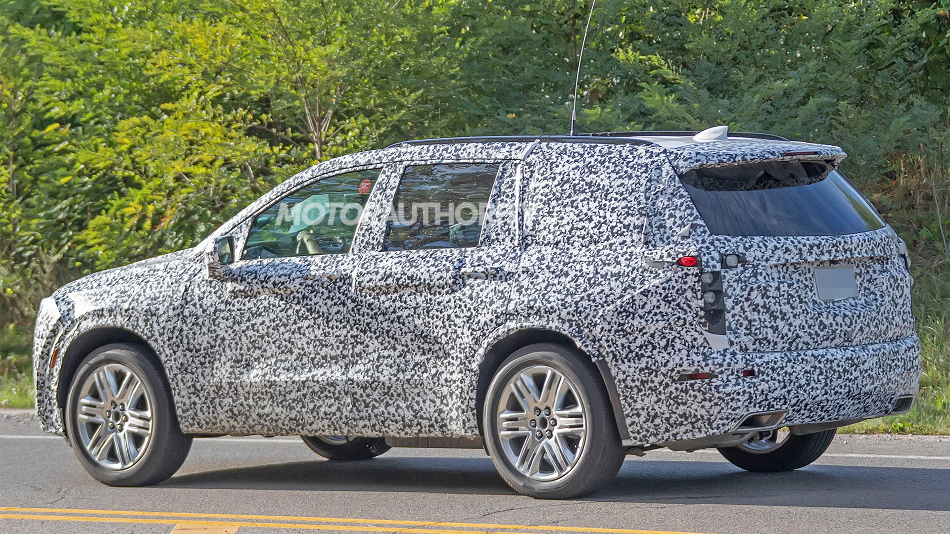 2020 Cadillac Xt6 3 Row Crossover Debuting In Detroit