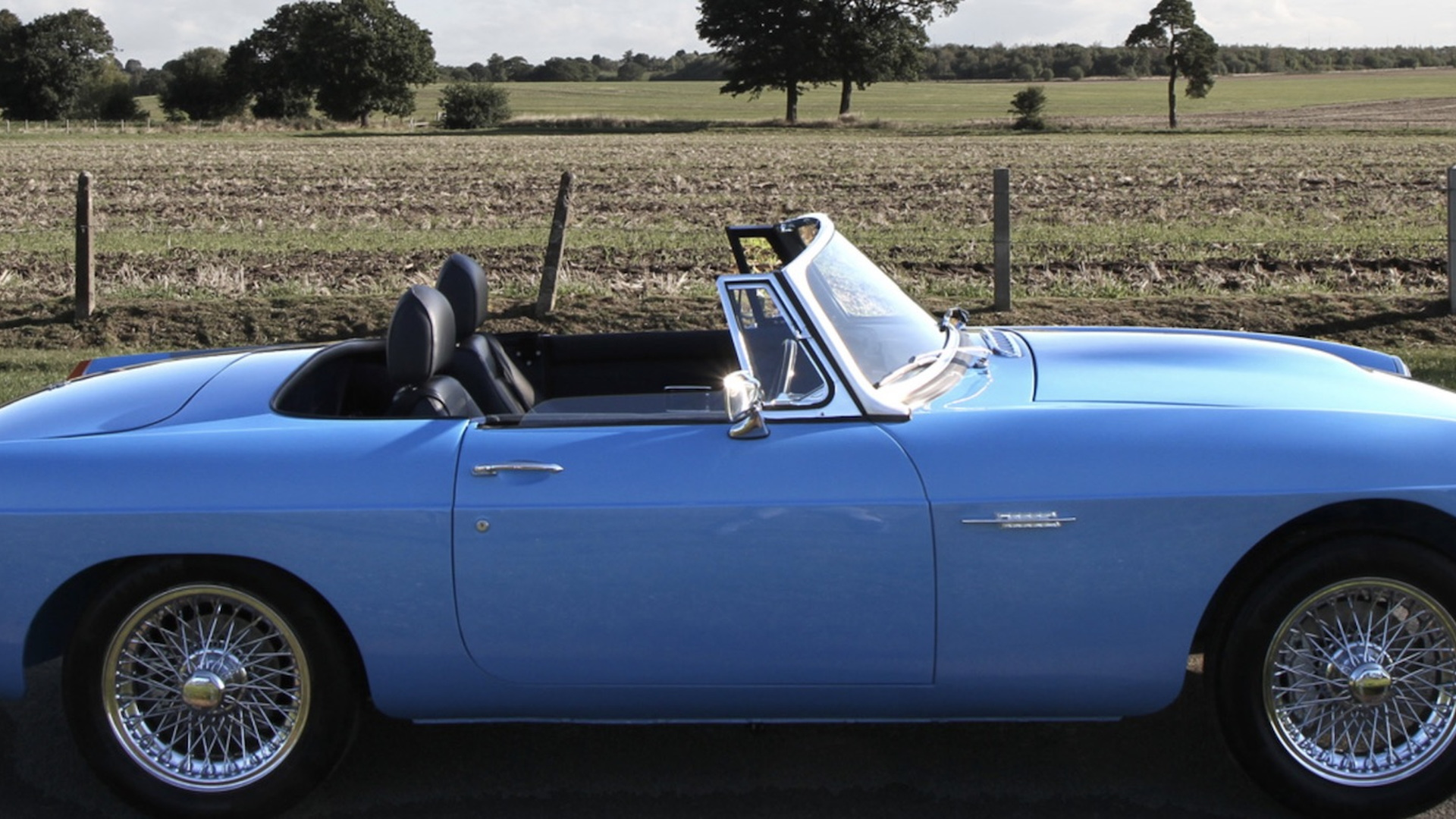 RBW EV Roadster prototype