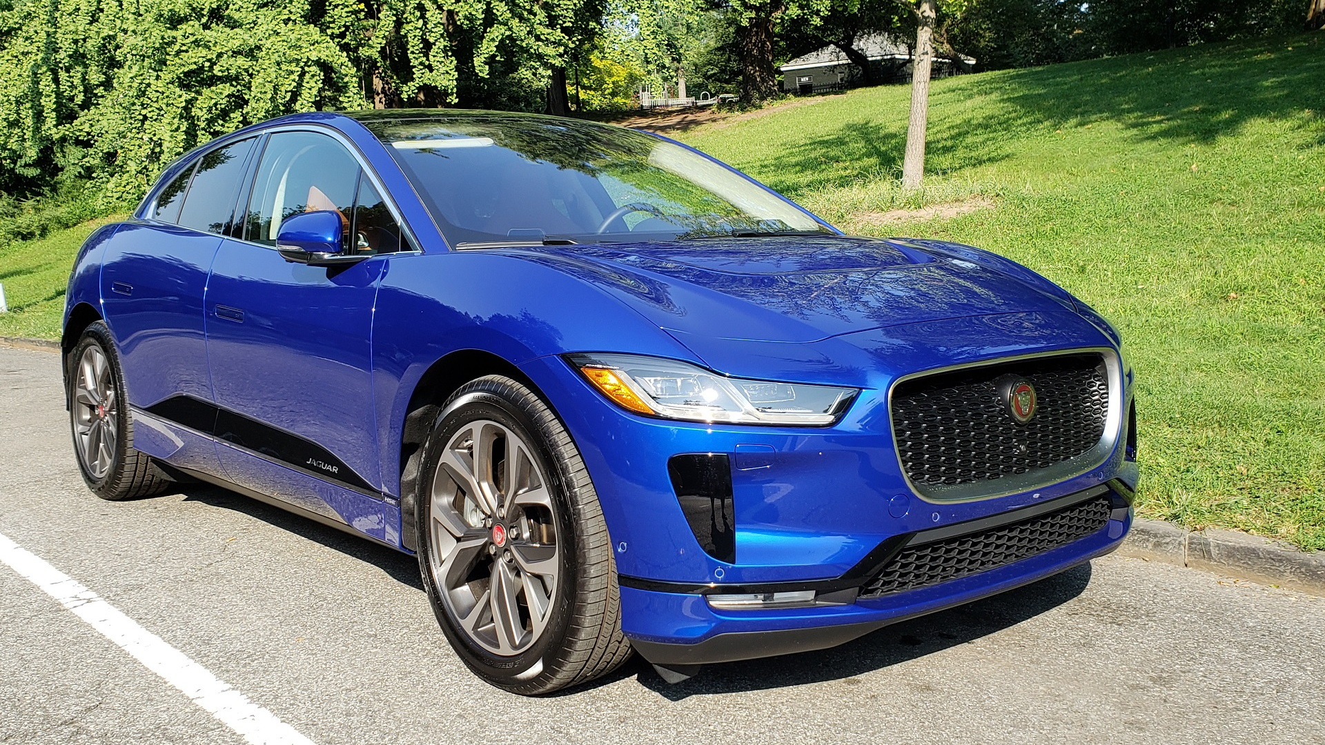 2019 Jaguar I-Pace real-world review: 3 days with the sexy